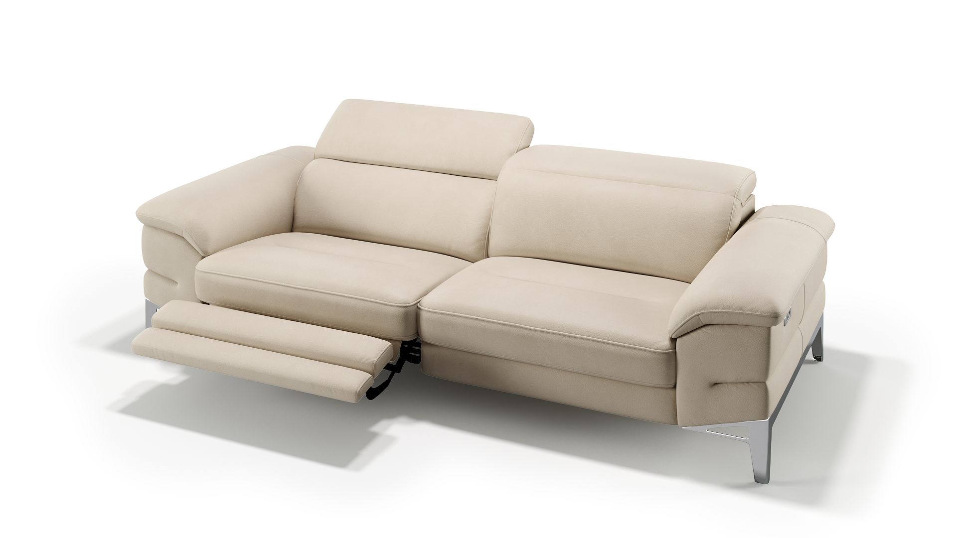 Leder 3-Sitzer Sofa MARANELLO