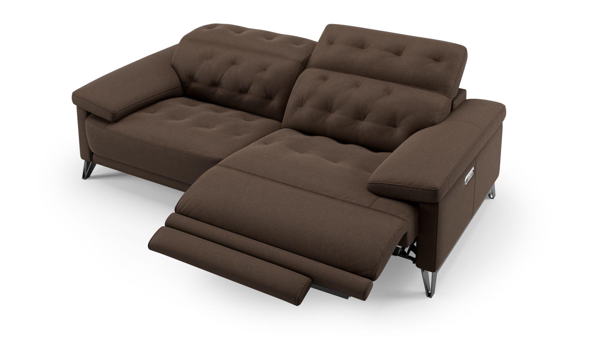Stoff 2-Sitzer Sofa MATINO