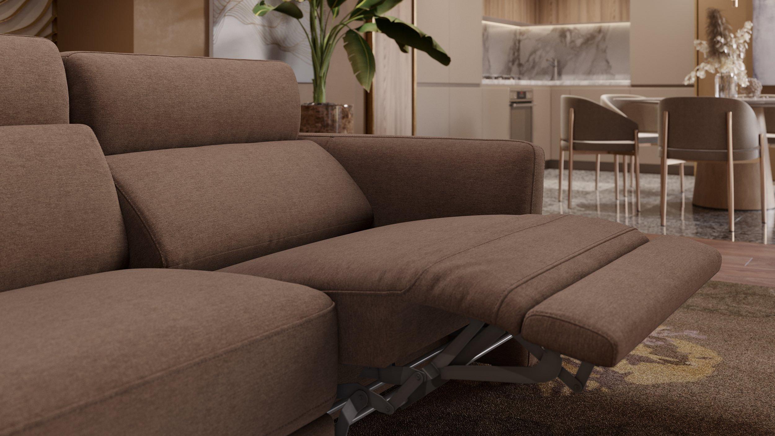 Stoff 2-Sitzer NOVARA