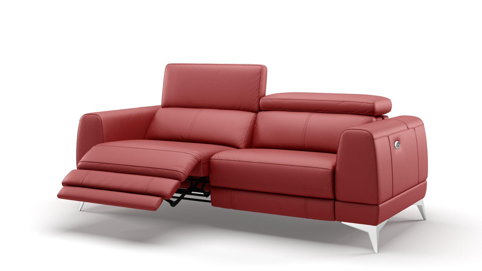 Leder 3-Sitzer Sofa MARINO