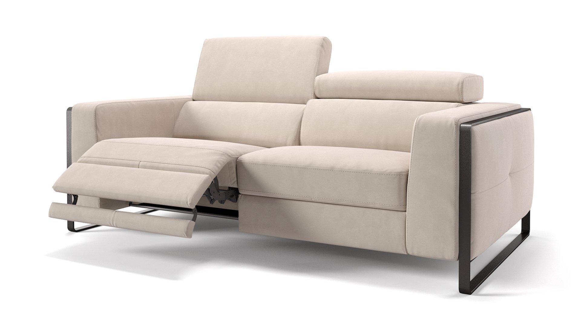 Stoff 3-Sitzer Manzano