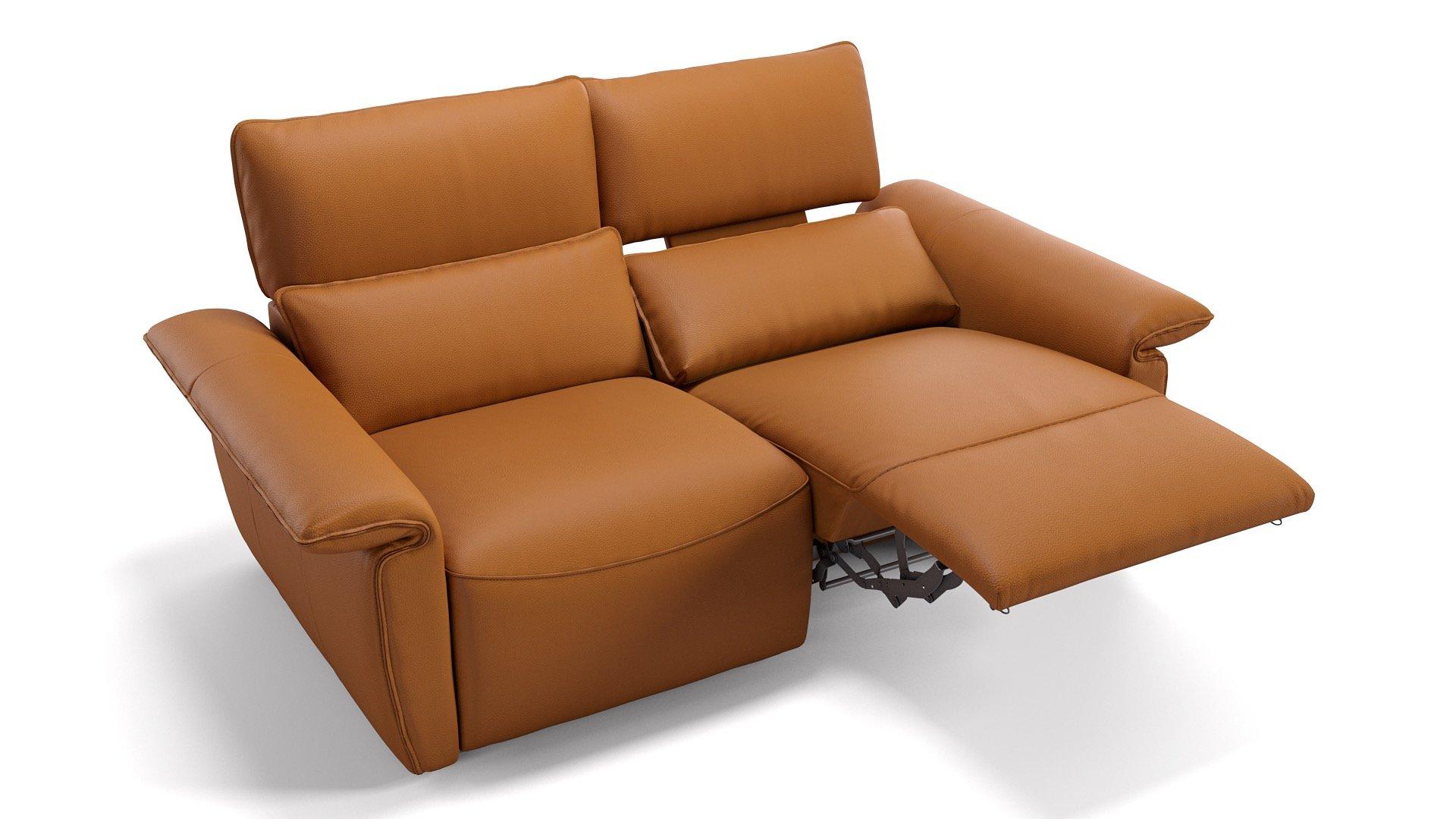 Leder 2-Sitzer MERIDA