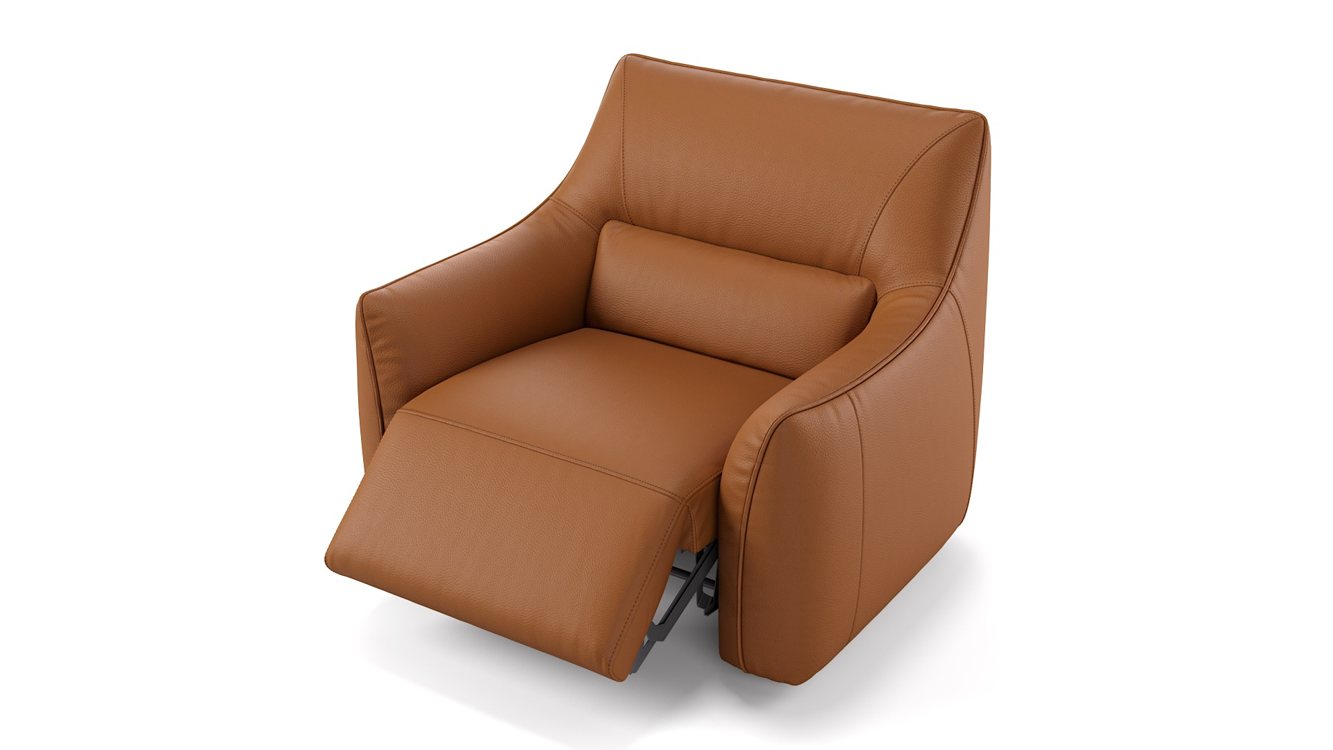 Leder 1-Sitzer PESARO