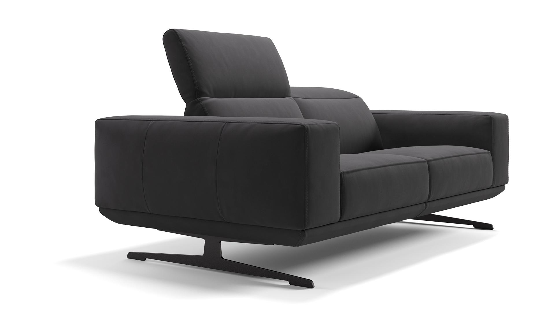 Stoff 2-Sitzer Sofa MERANO