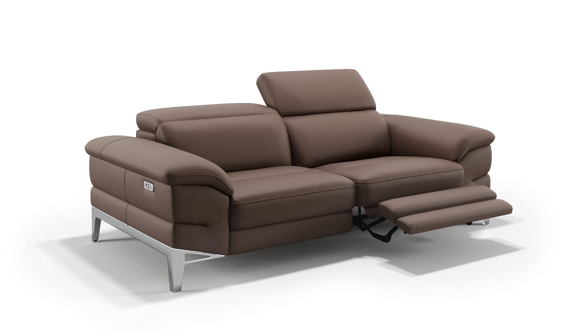 Leder 2-Sitzer Sofa MARANELLO
