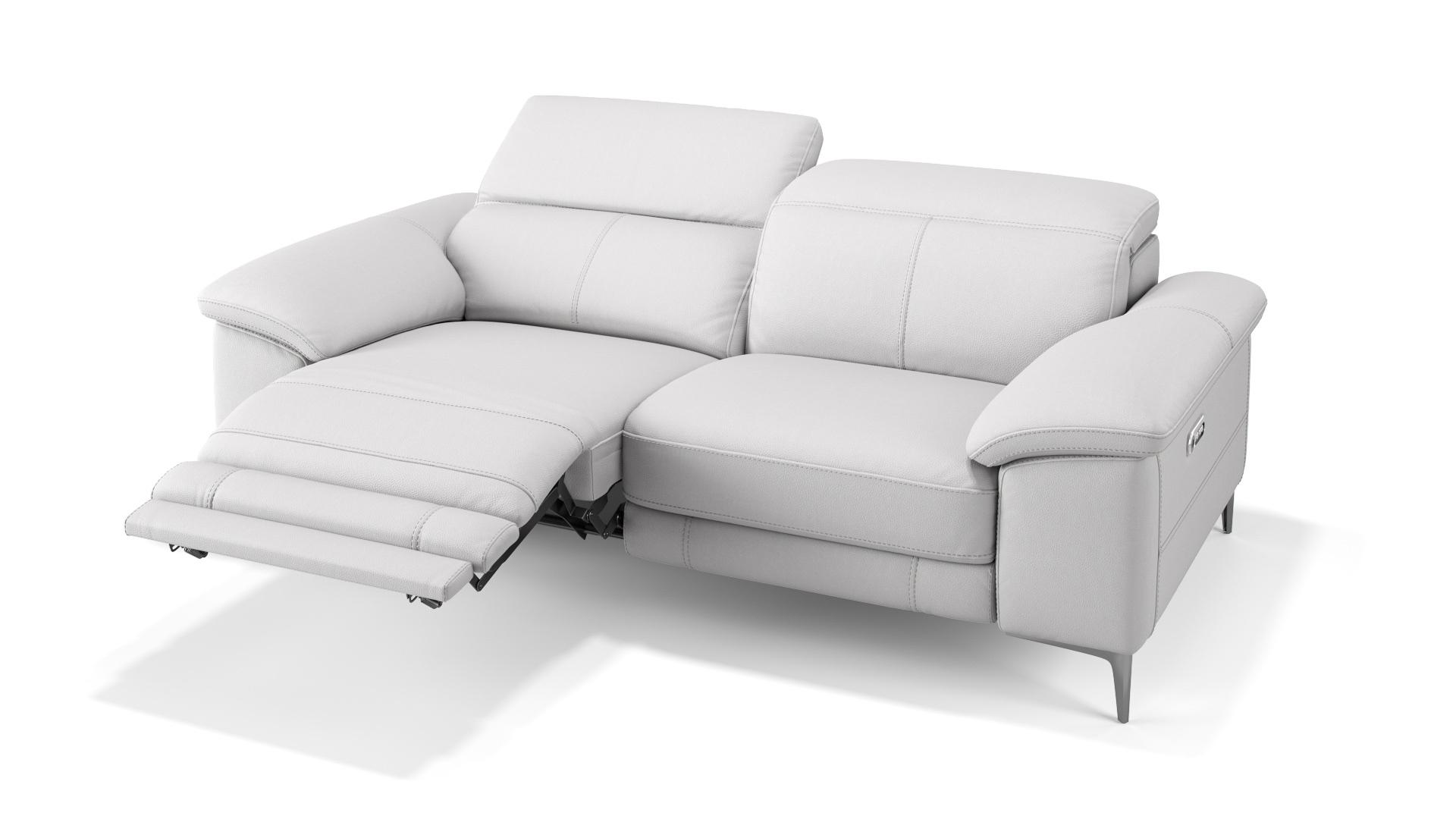 Leder 2-Sitzer SIENA