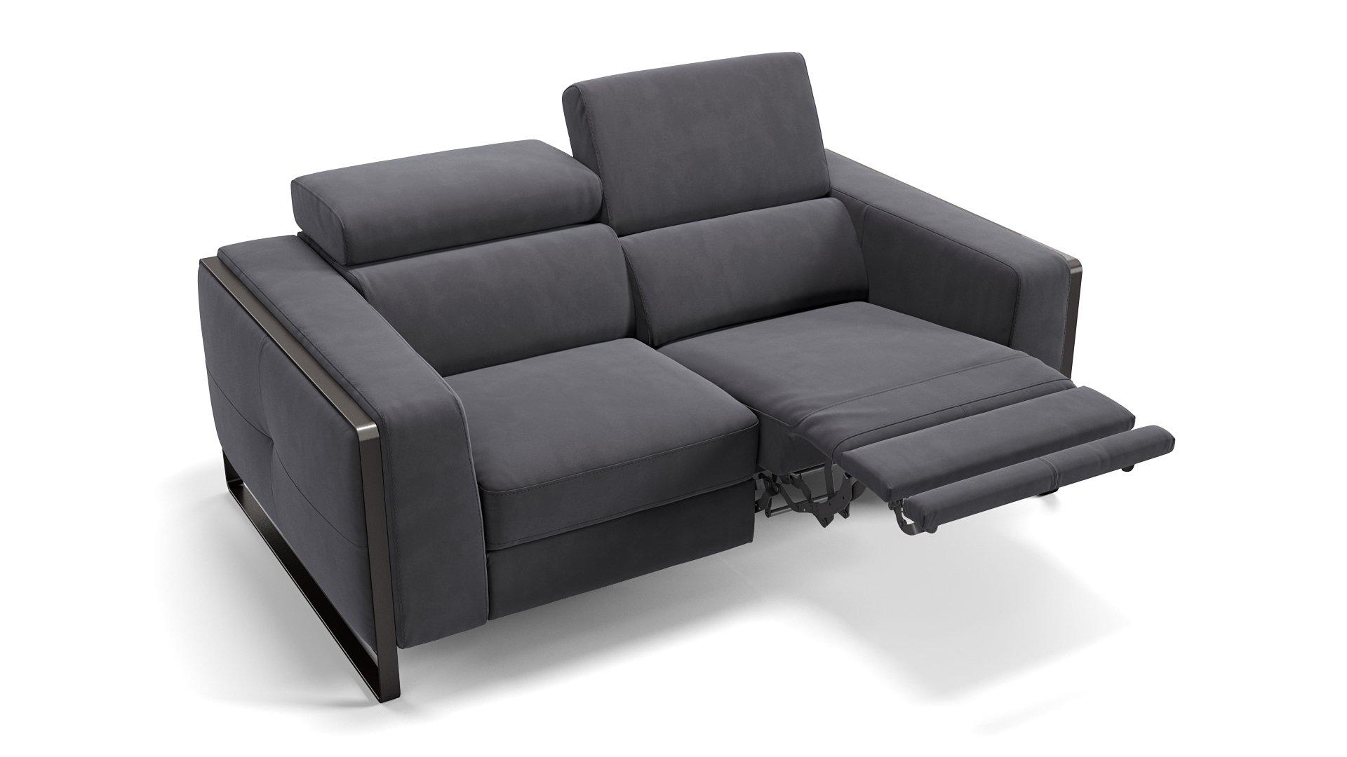 Stoff 2-Sitzer Manzano