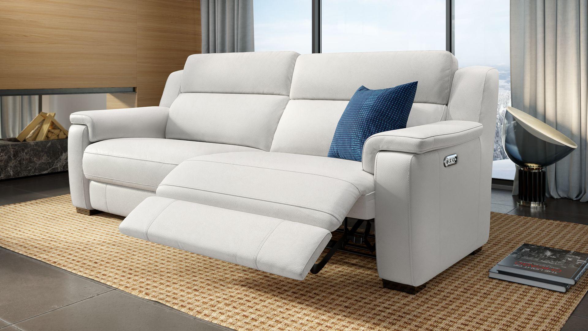 Leder 3-Sitzer Sofa LEVATE