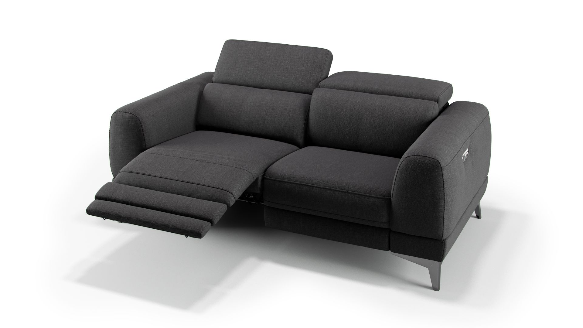 Stoff 2-Sitzer Sofa LIMANA