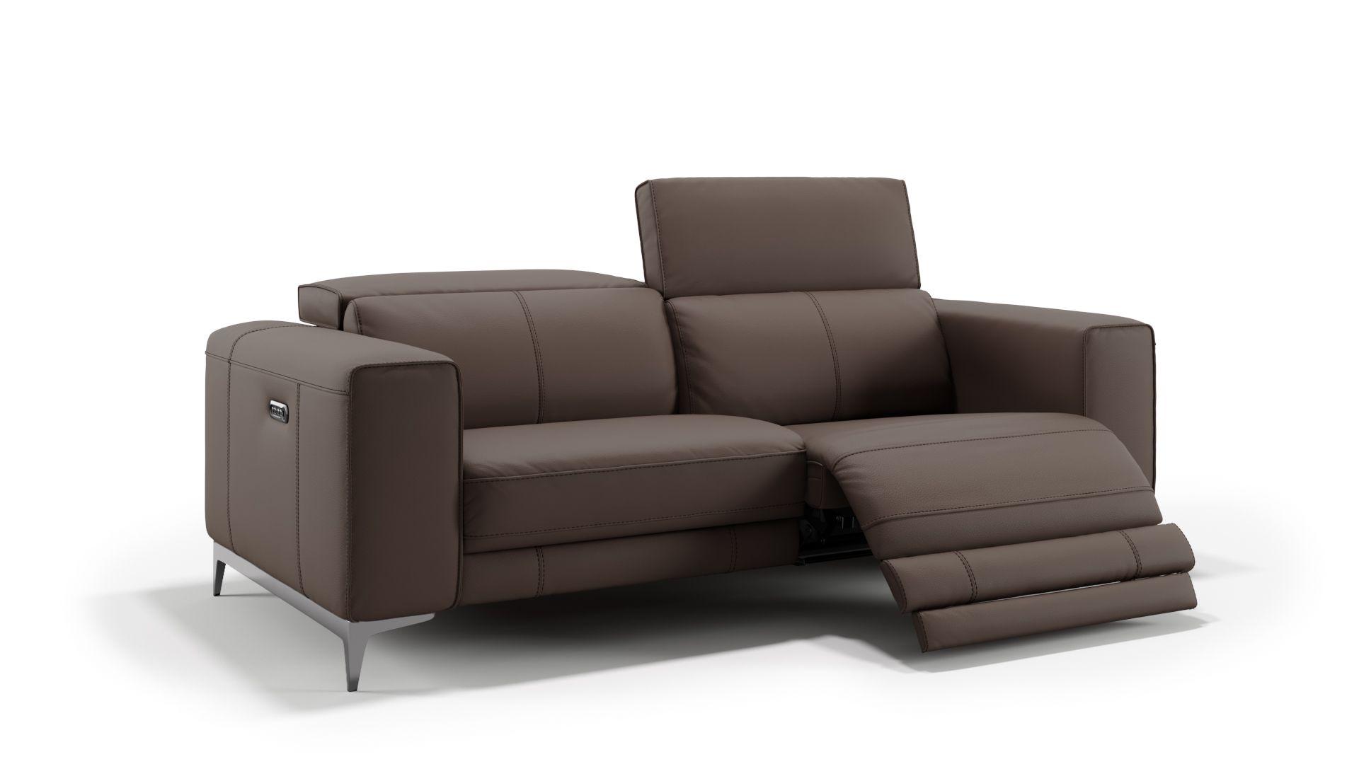 Leder 3-Sitzer Sofa CUPELLO