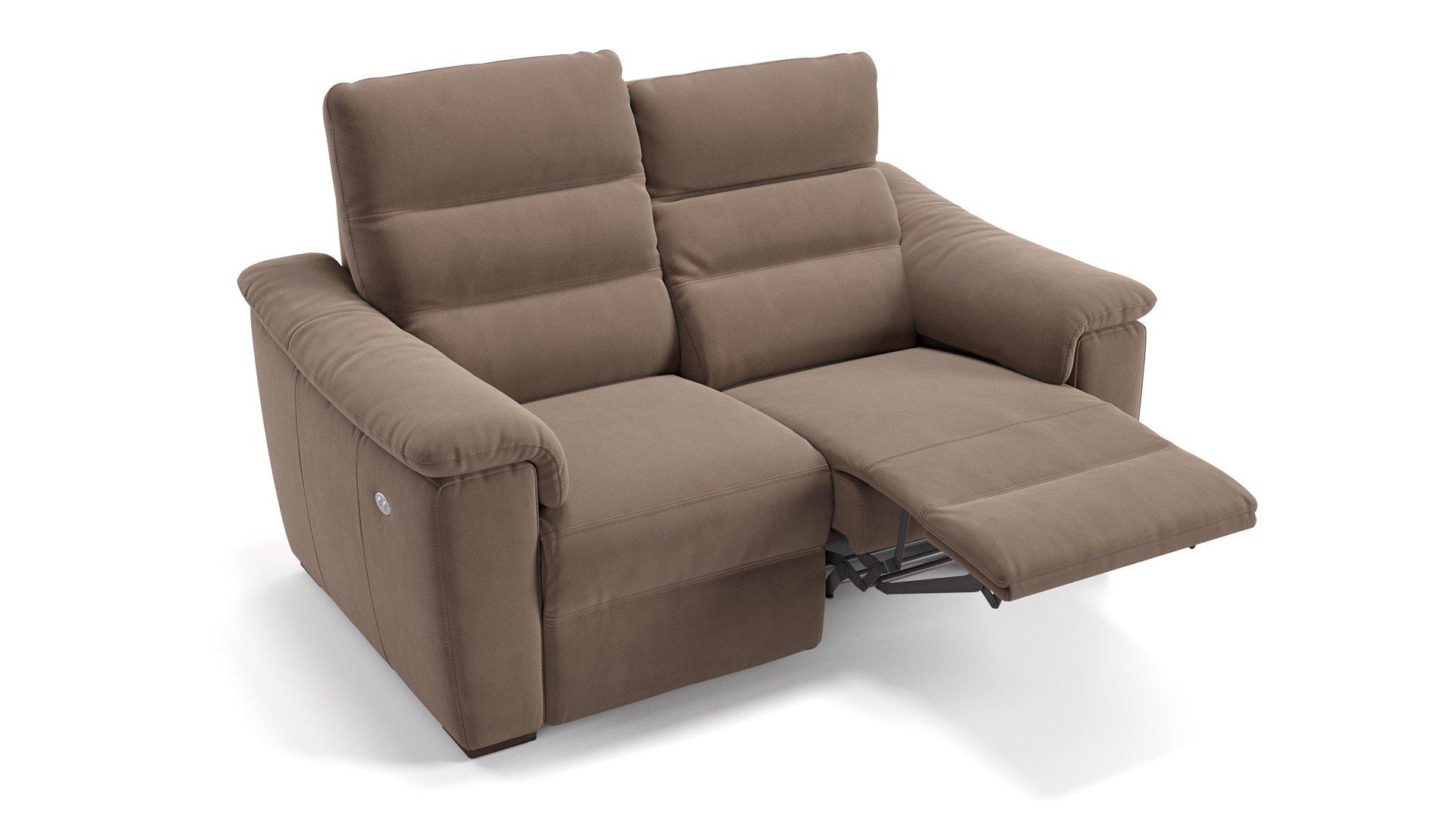 Stoff 2-Sitzer CREMONA