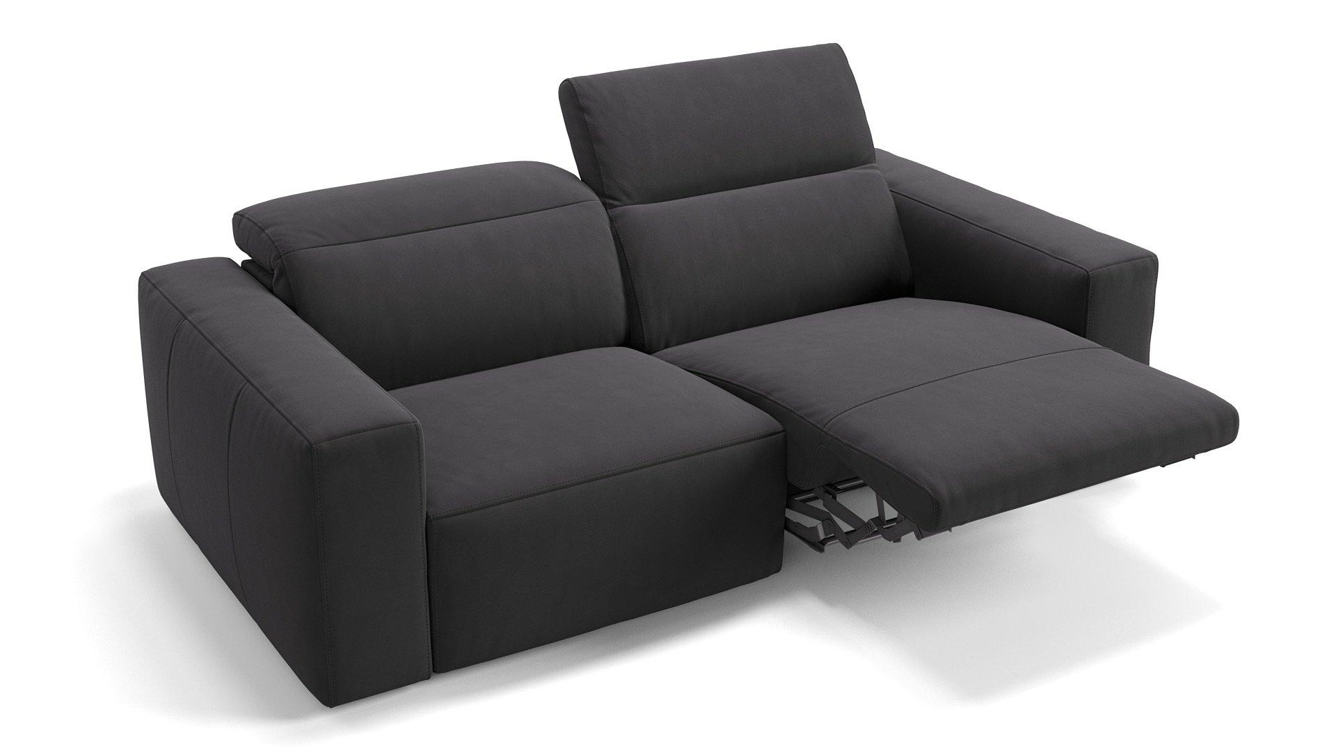 Stoff 2-Sitzer LENOLA