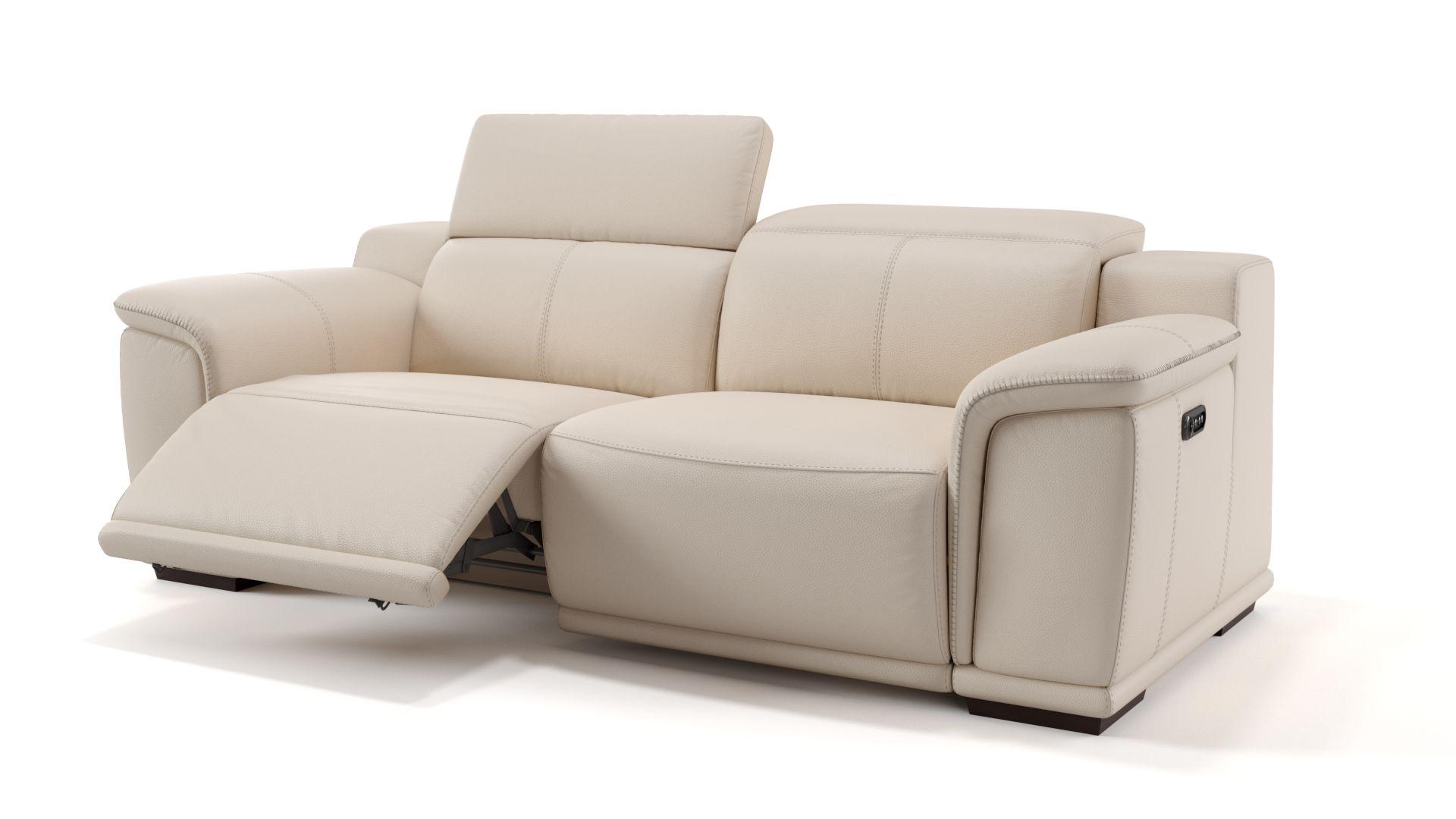 Leder 3-Sitzer Sofa MONTEFINO