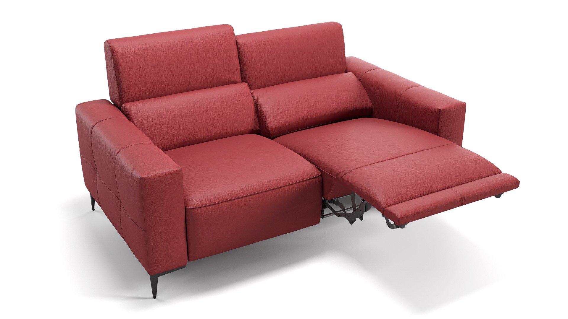 Leder 2-Sitzer TOLEDO