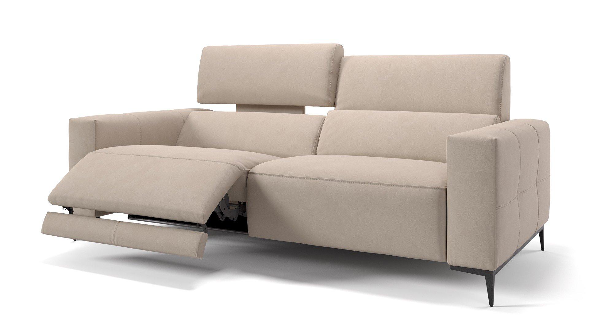 Stoff 3-Sitzer TOLEDO