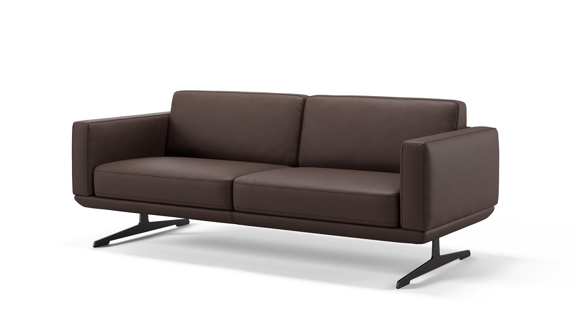 Leder 3-Sitzer Sofa MARETO