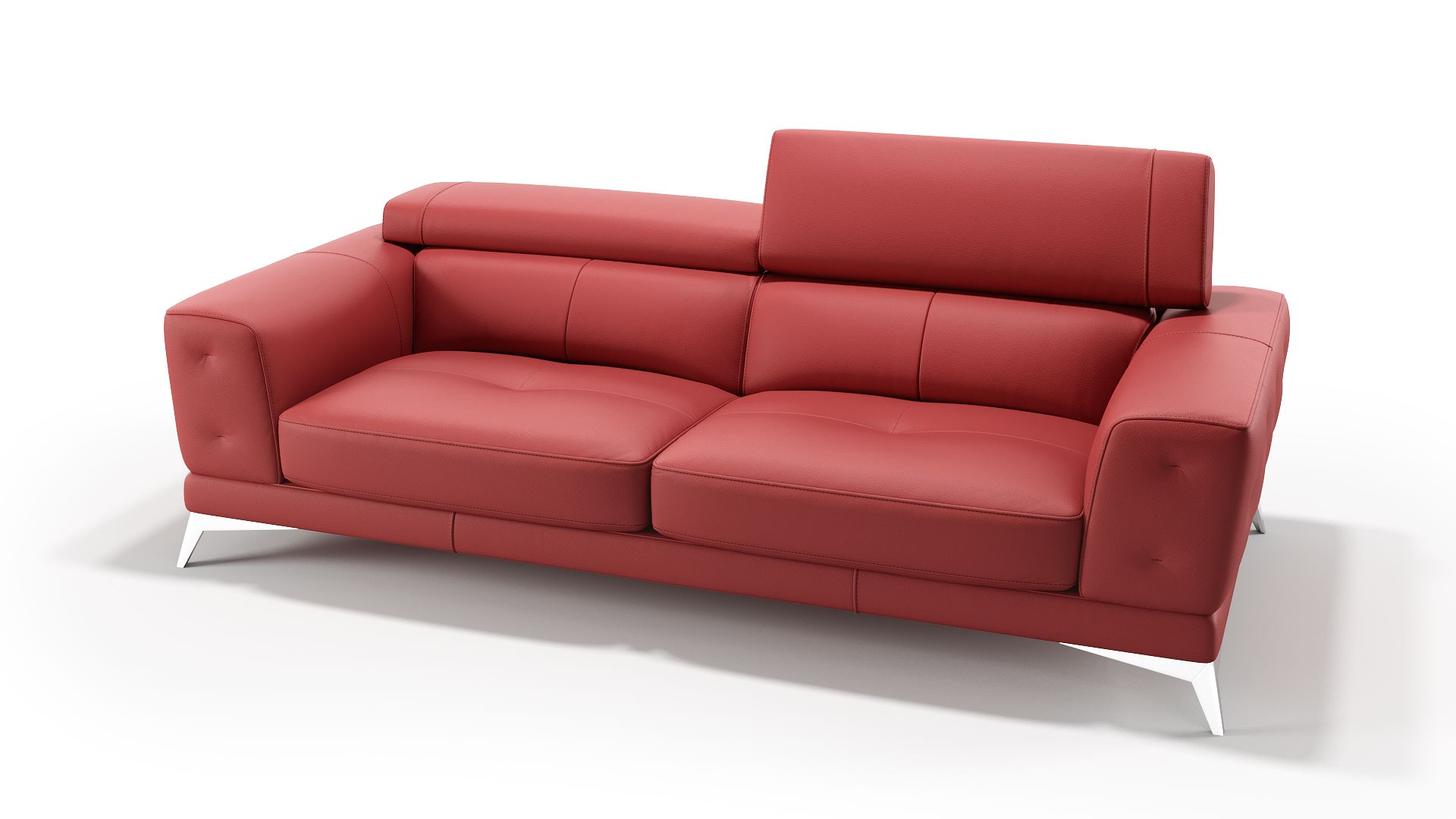 Leder 3-Sitzer Sofa CEPRANO