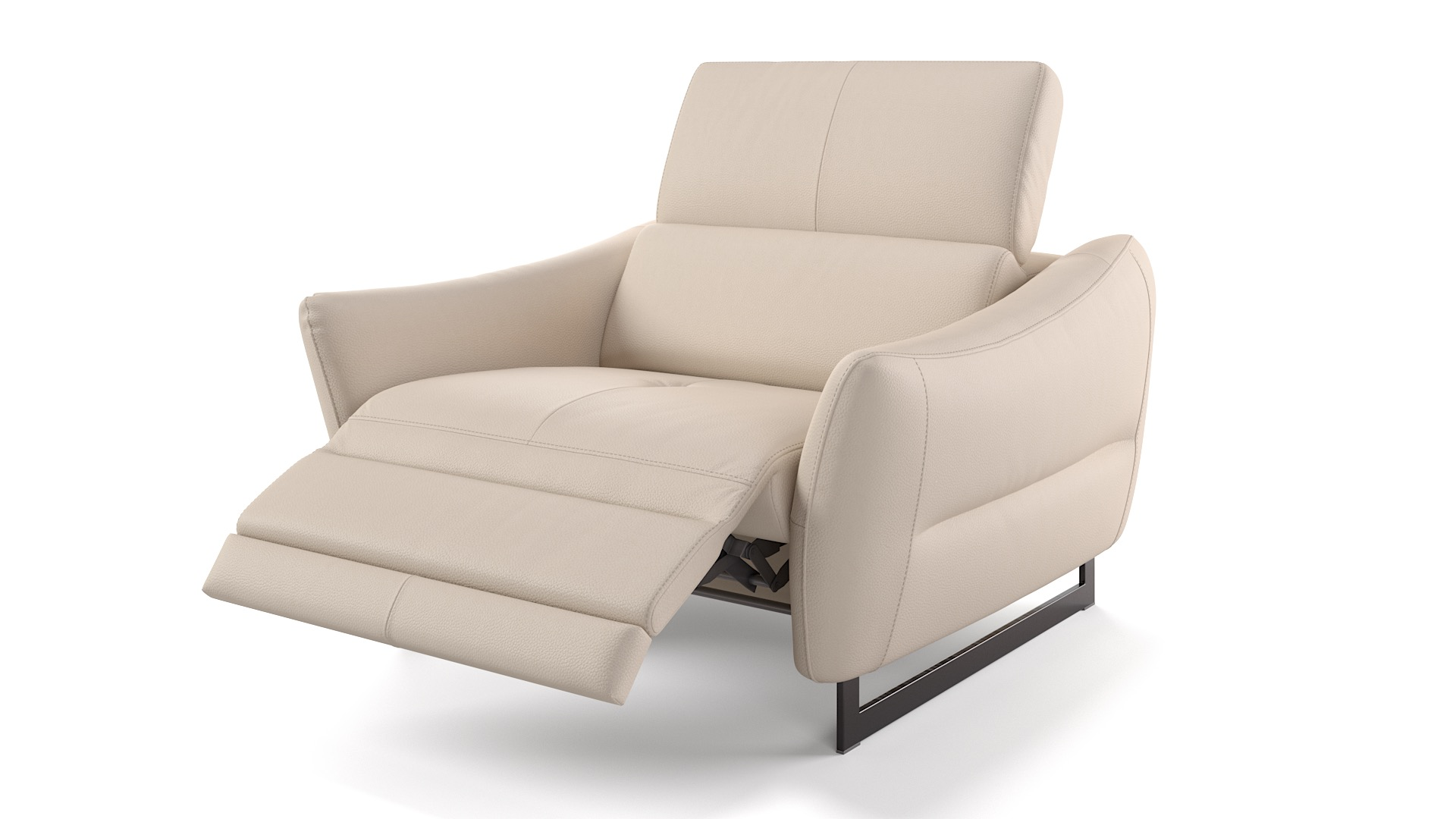 Leder 1-Sitzer MODENA