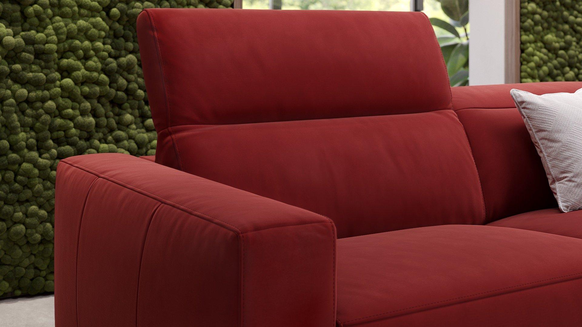 Stoff 3-Sitzer LENOLA