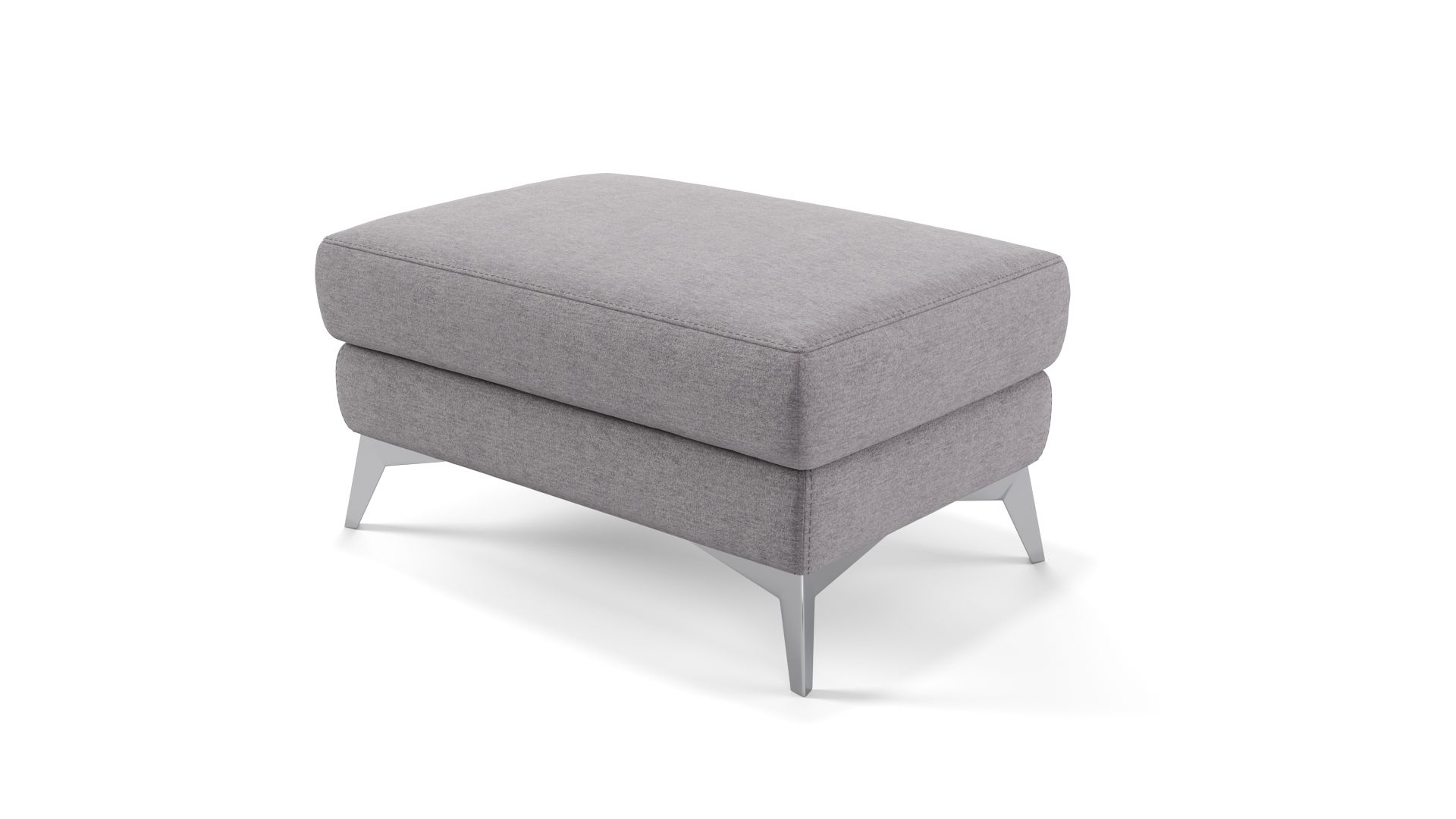 Stoff Hocker ALIANO