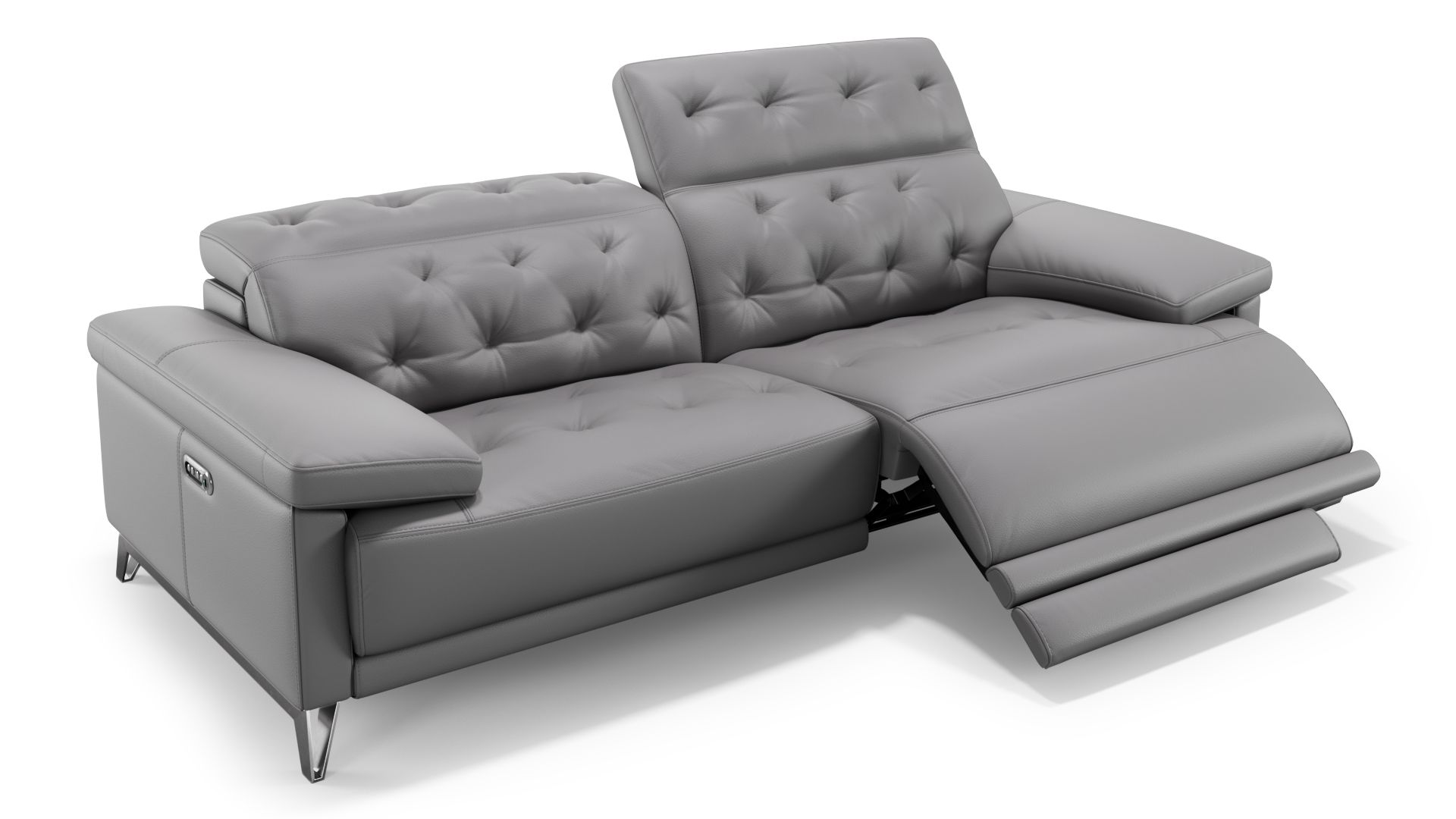 Leder 3-Sitzer Sofa MATINO