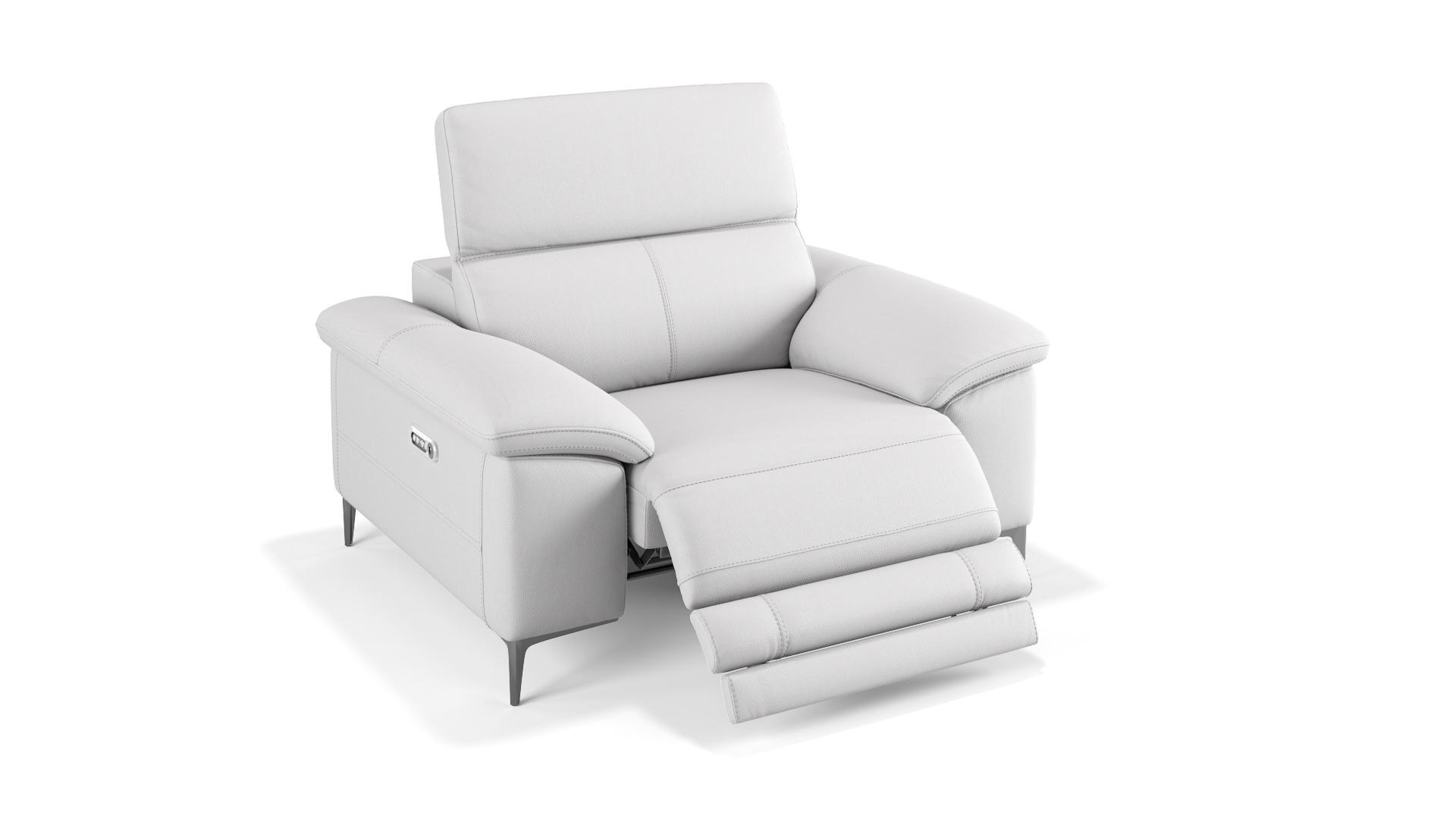 Leder 1-Sitzer SIENA