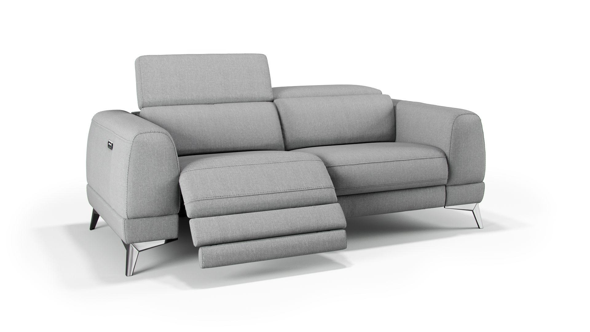 Stoff 3-Sitzer Sofa LIMANA