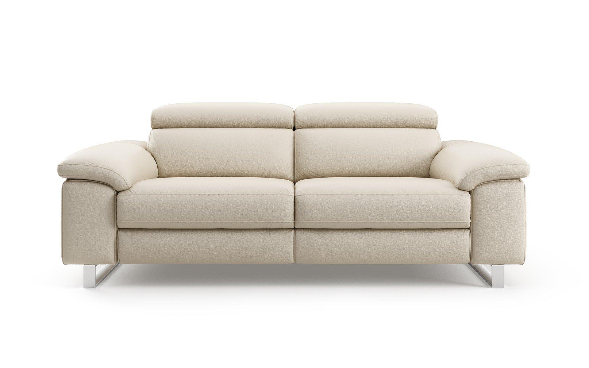 Leder 2-Sitzer Sofa SAVONA