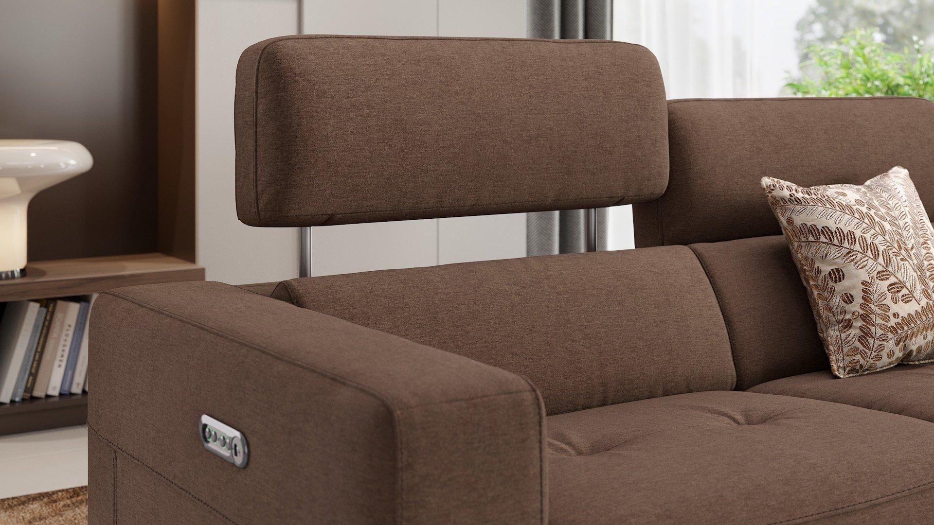 Stoff 2-Sitzer VIGO