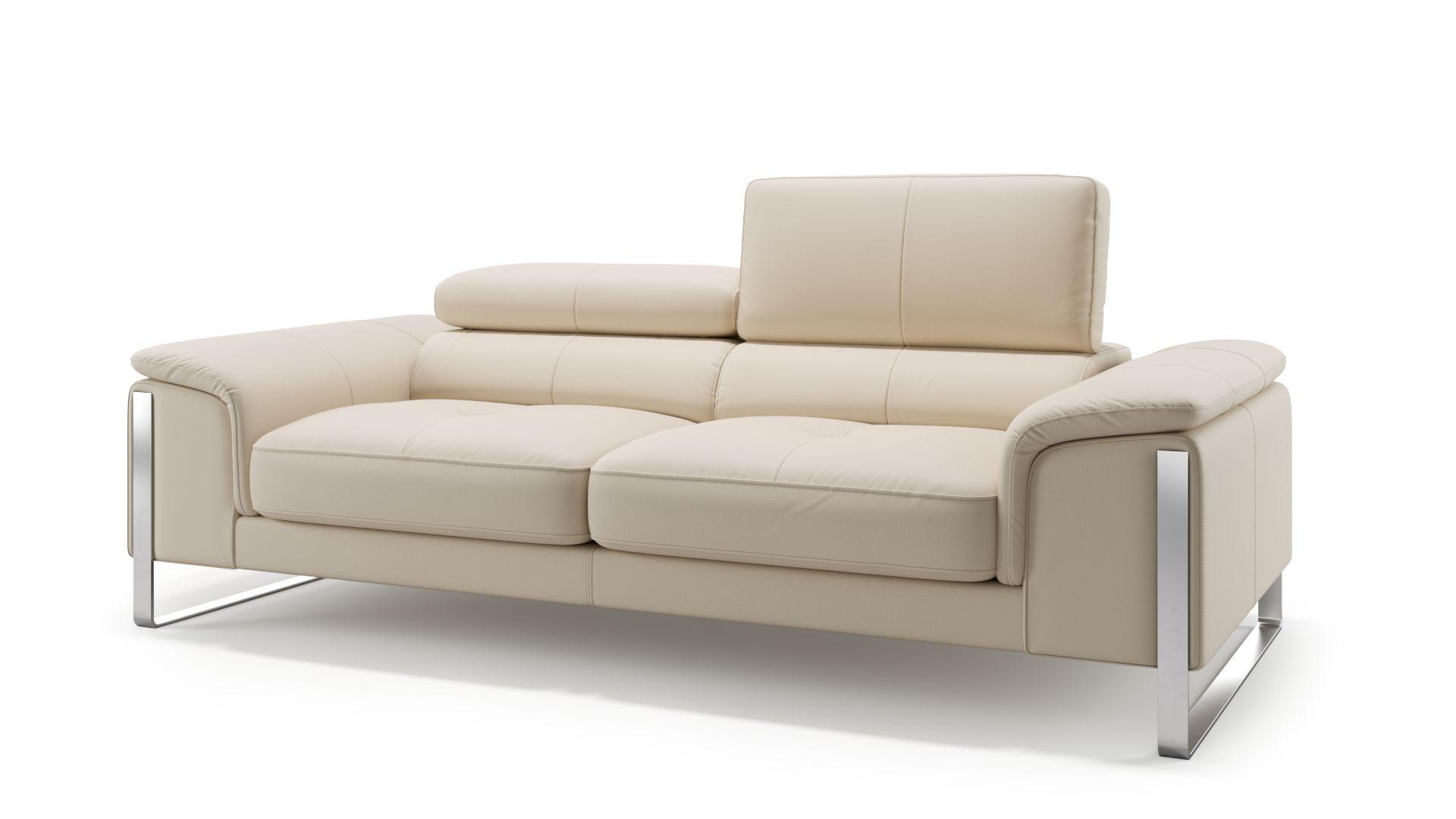 Leder 3-Sitzer Sofa PIZZOLI