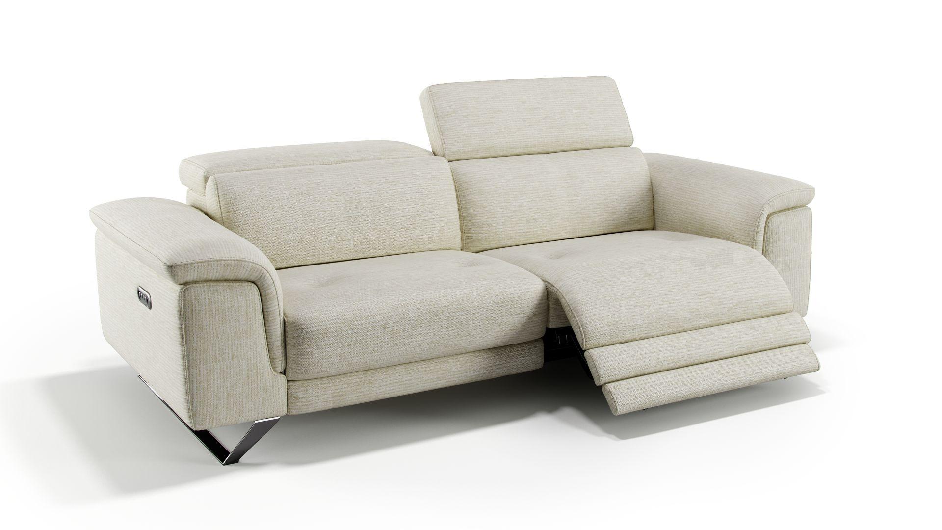 Stoff 3-Sitzer Sofa SERRI