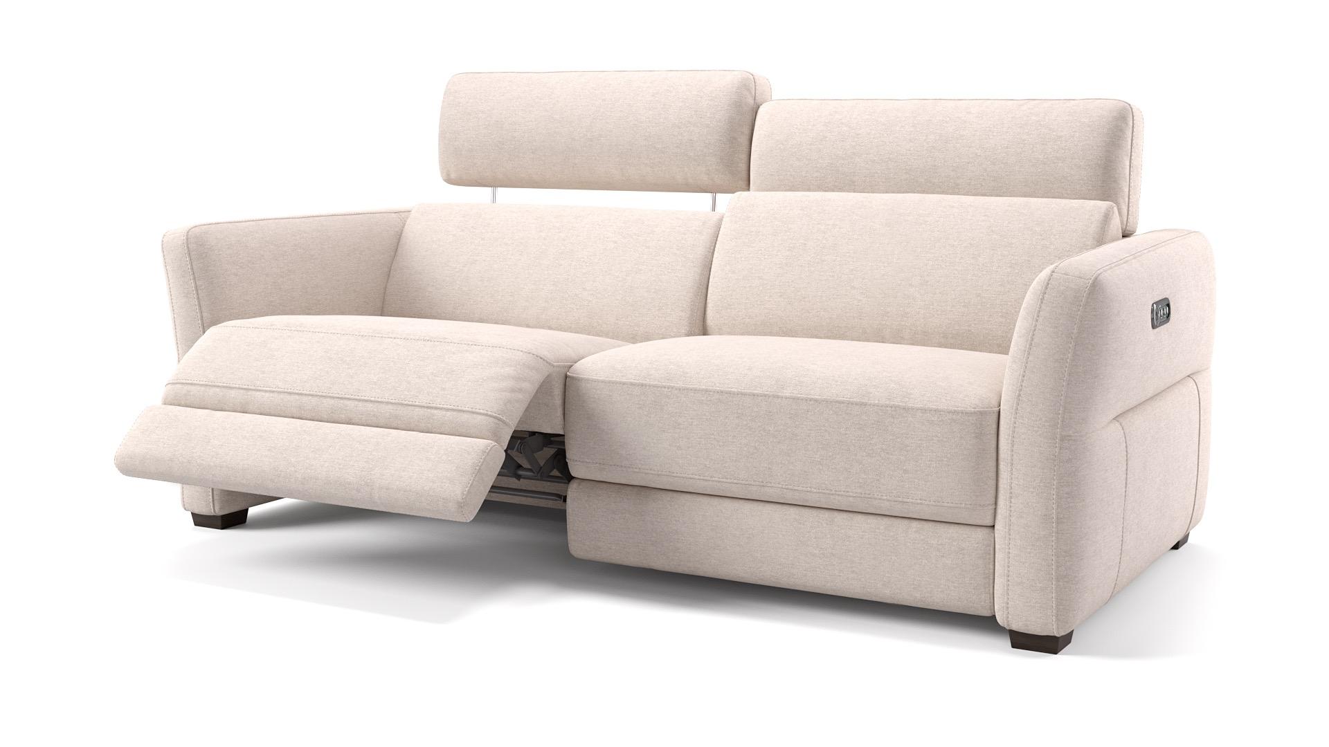 Stoff 3-Sitzer NOVARA