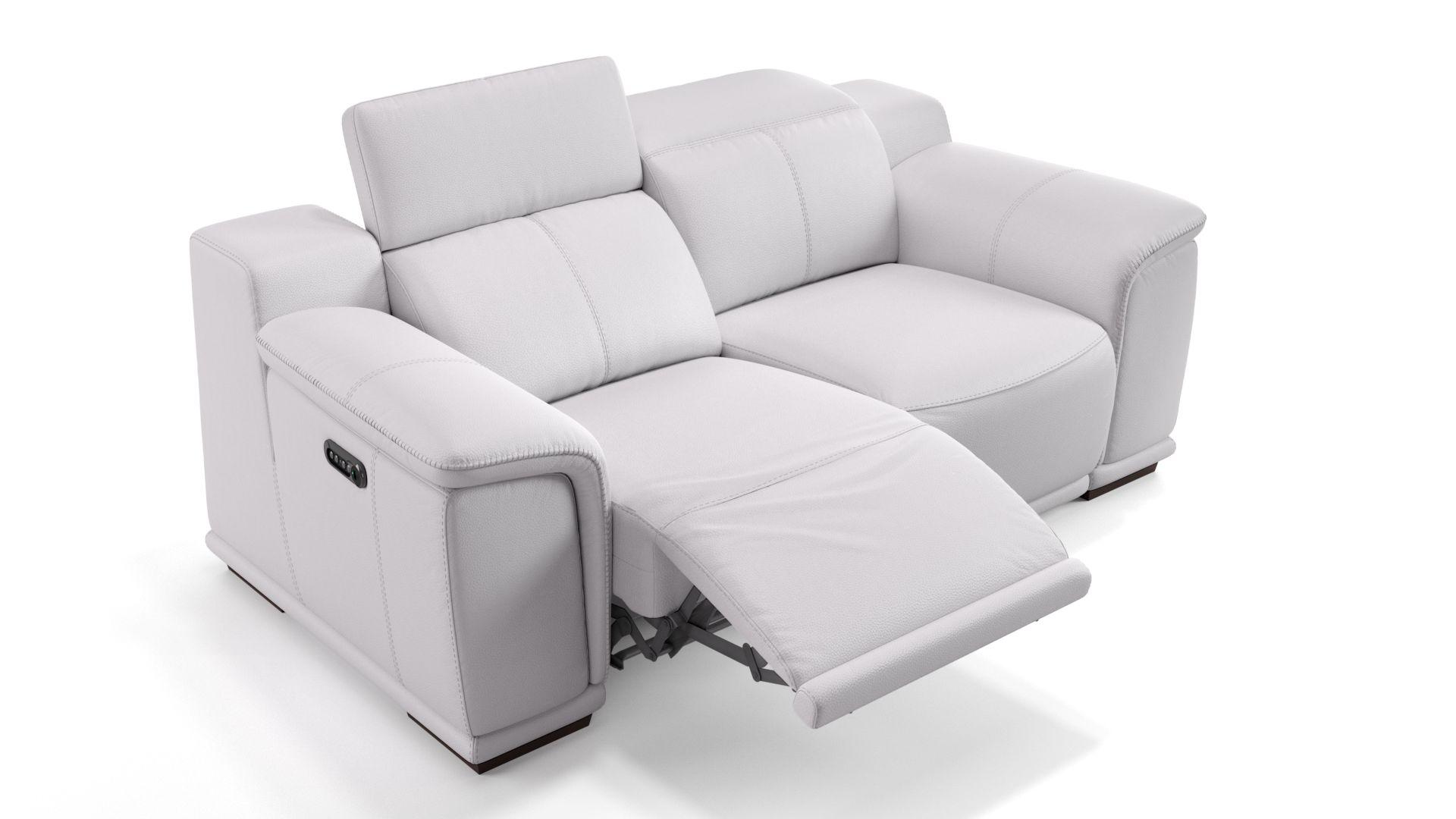 Leder 2-Sitzer Sofa MONTEFINO