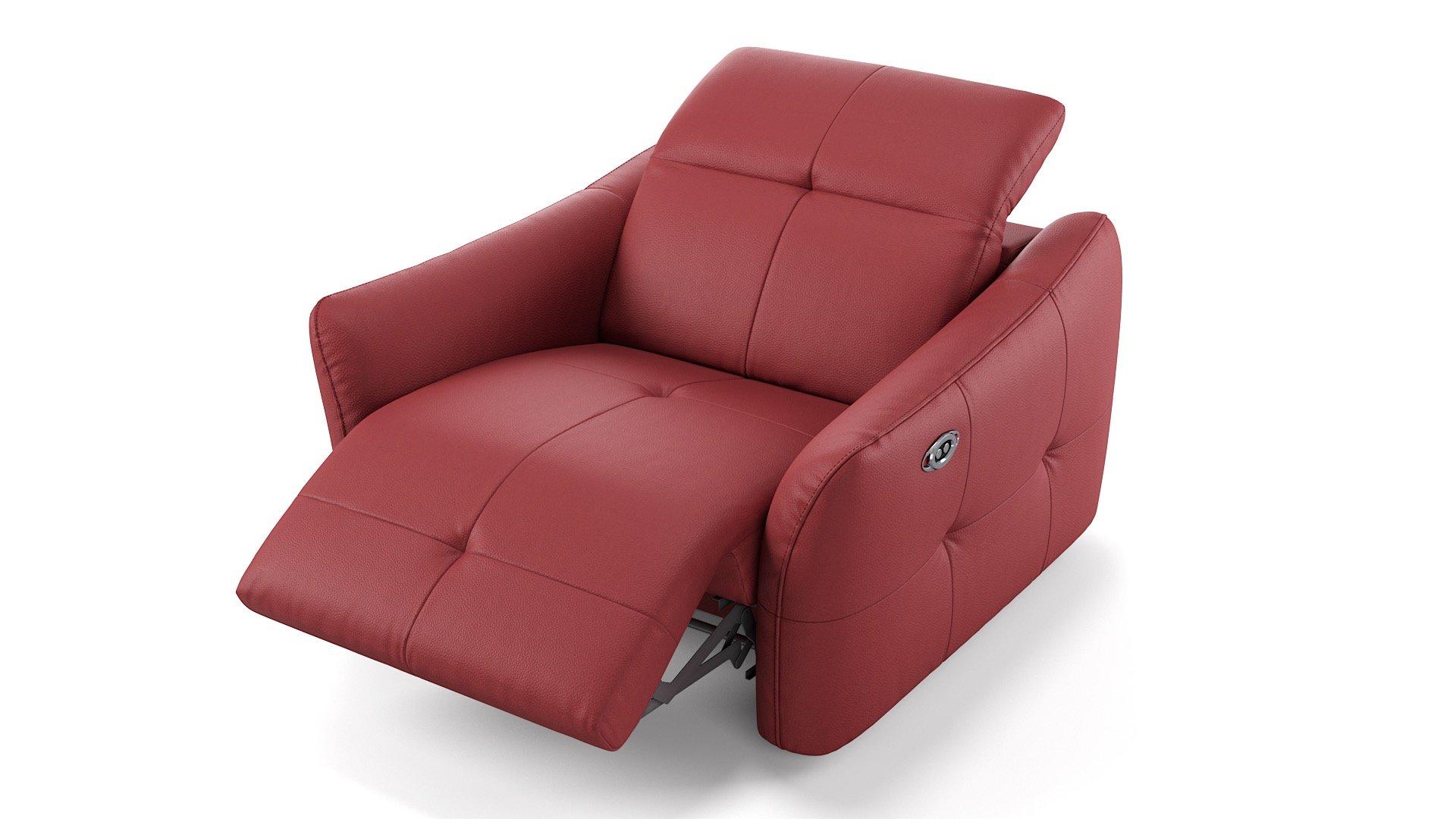 Leder 1-Sitzer CASADO