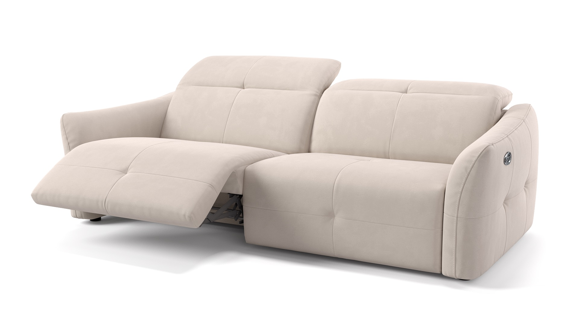 Stoff 3-Sitzer CASADO