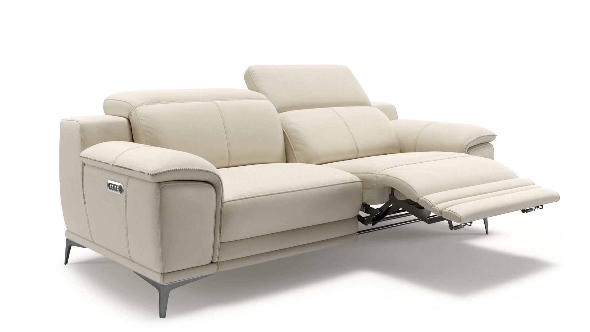 Leder 2-Sitzer Sofa NOVOLI