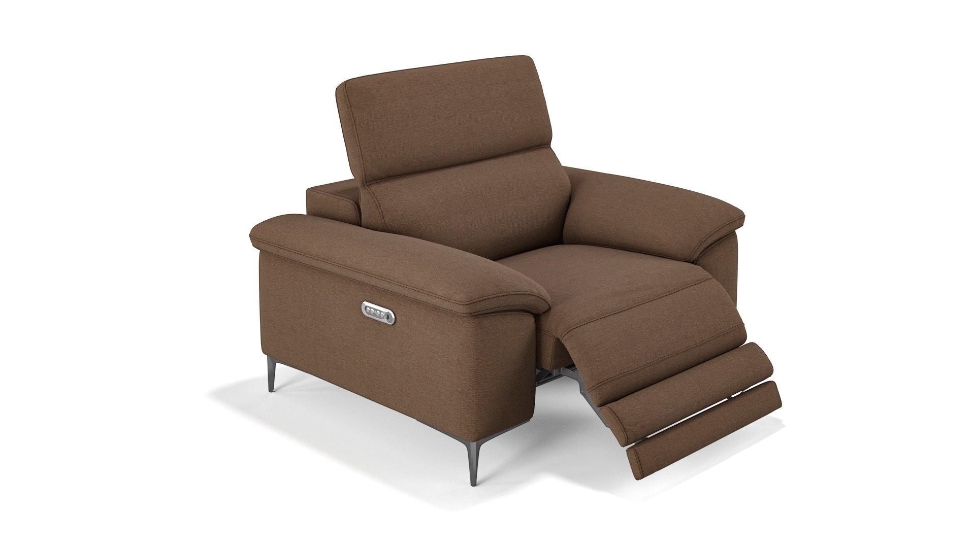 Stoff 1-Sitzer SIENA
