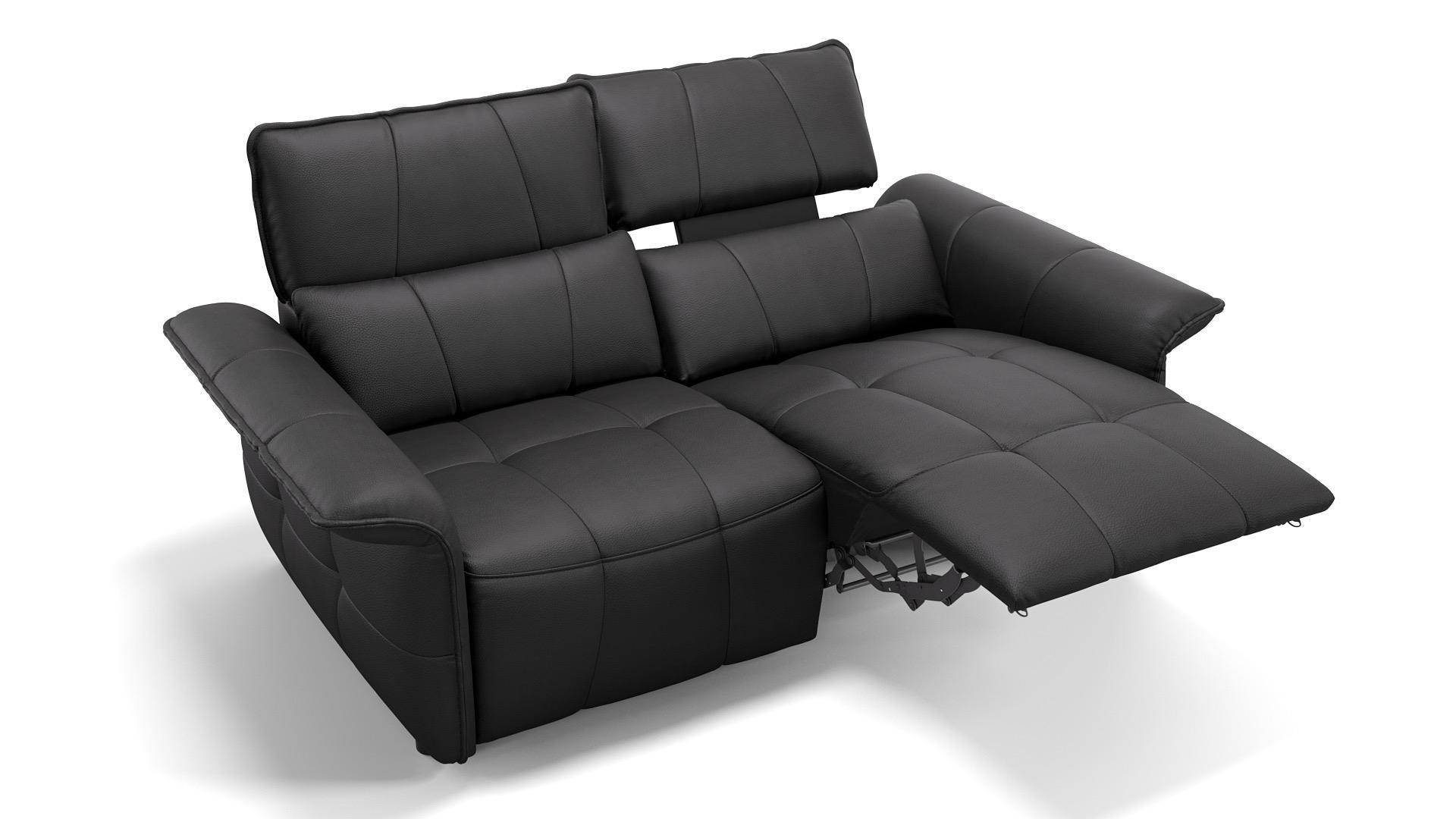 Leder 2-Sitzer ADRIA