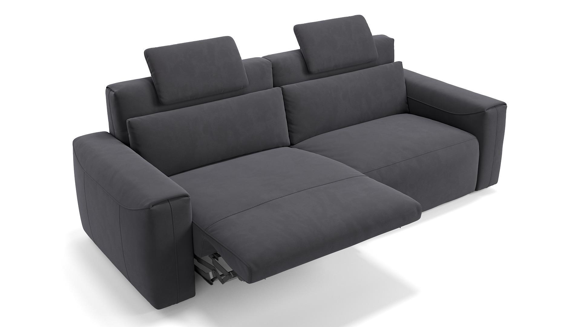 Stoff 3-Sitzer VEGA