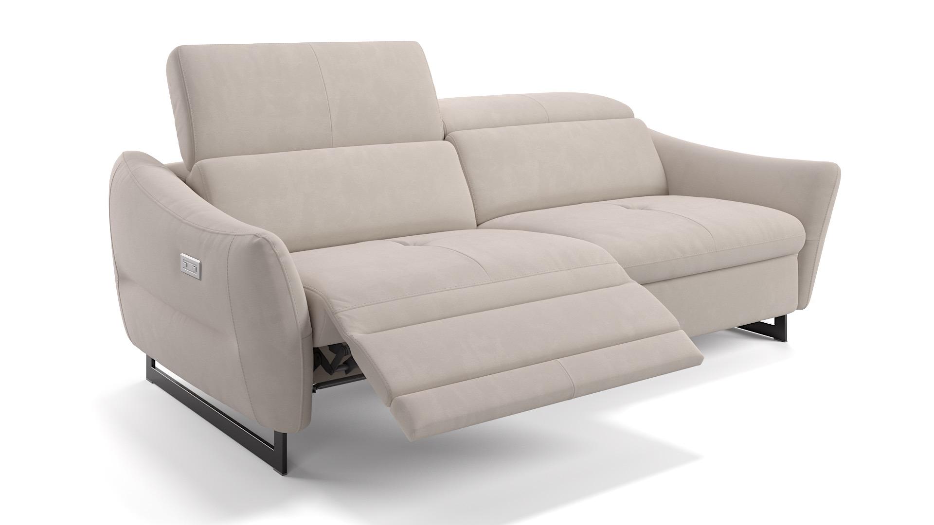 Stoff 3-Sitzer MODENA