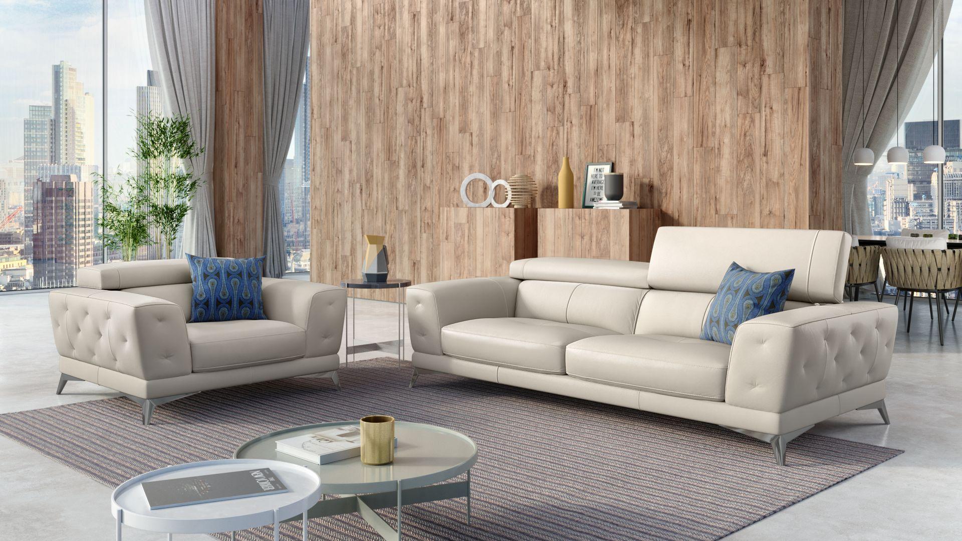 Leder Relaxsessel CEPRANO-Sofa