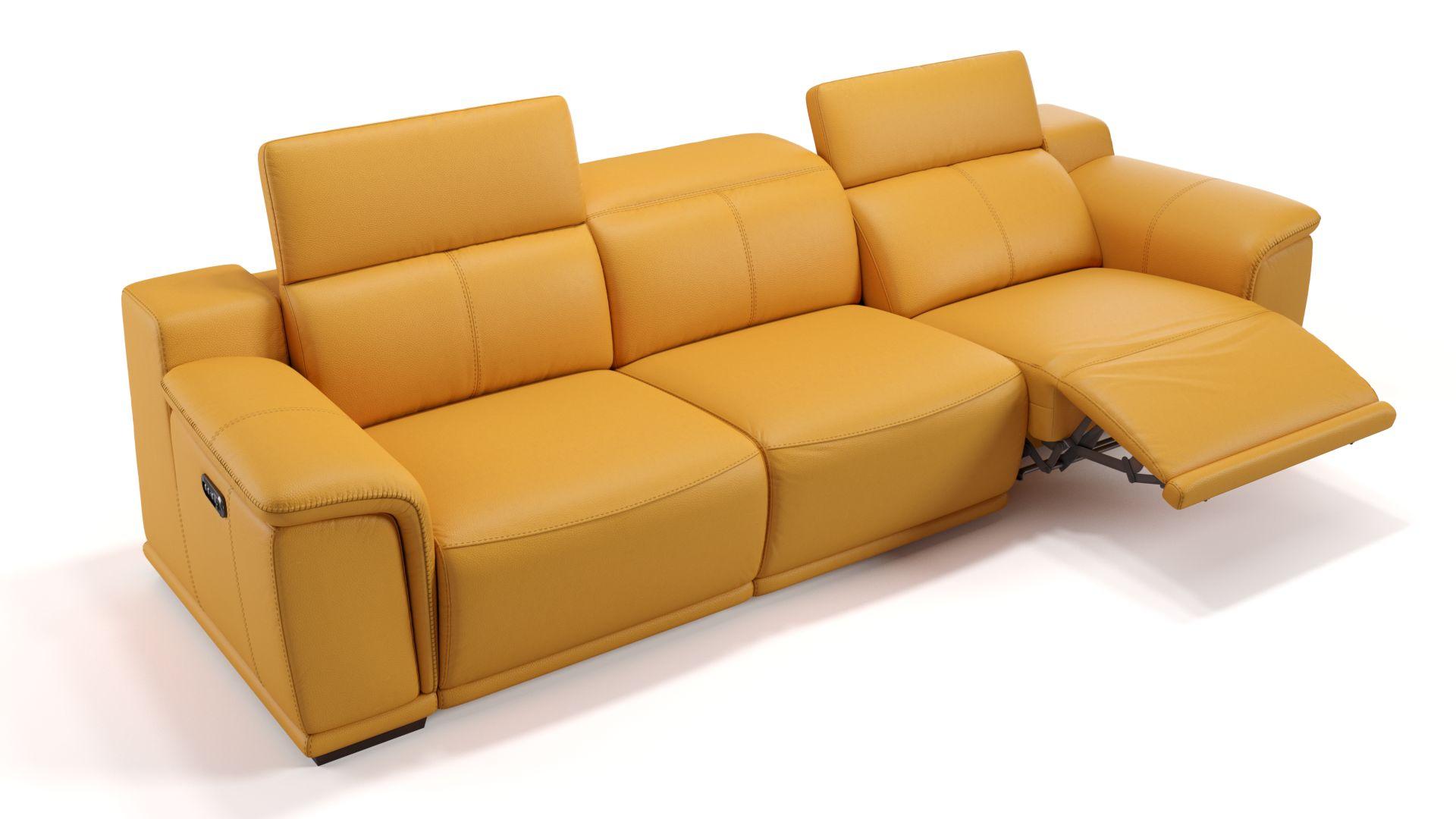Leder 3-Sitzer Sofa XXL MONTEFINO