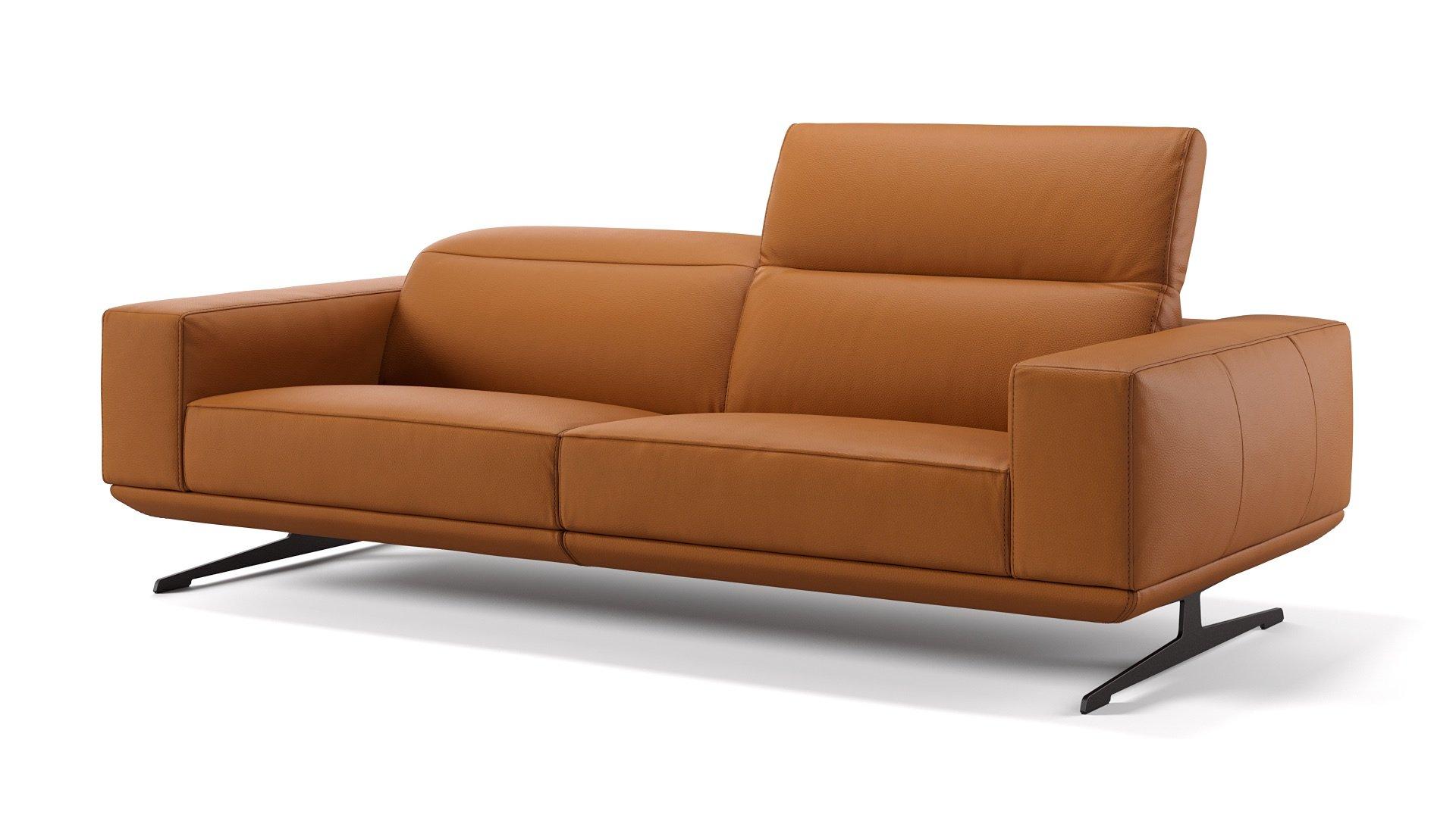 Leder 3-Sitzer Sofa MERANO