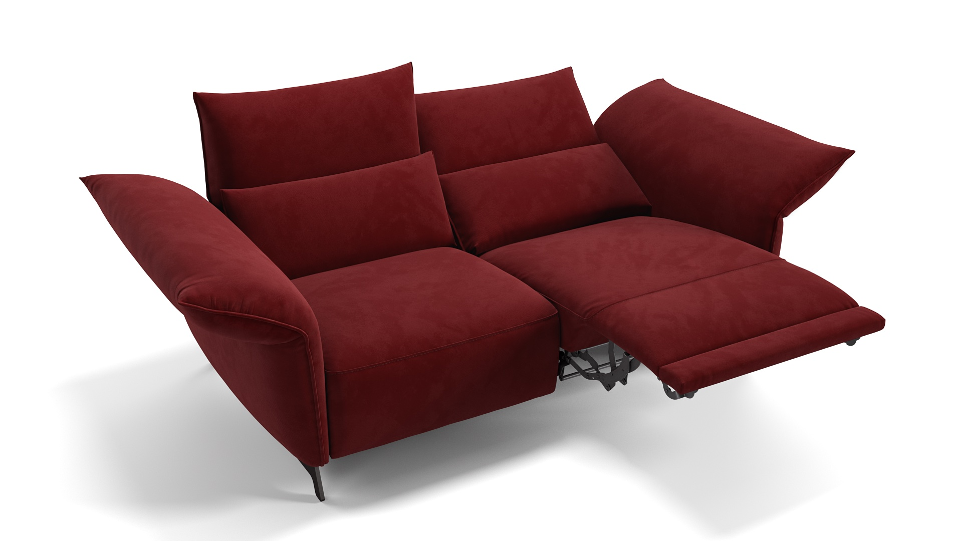 Stoff 2-Sitzer Cuneo
