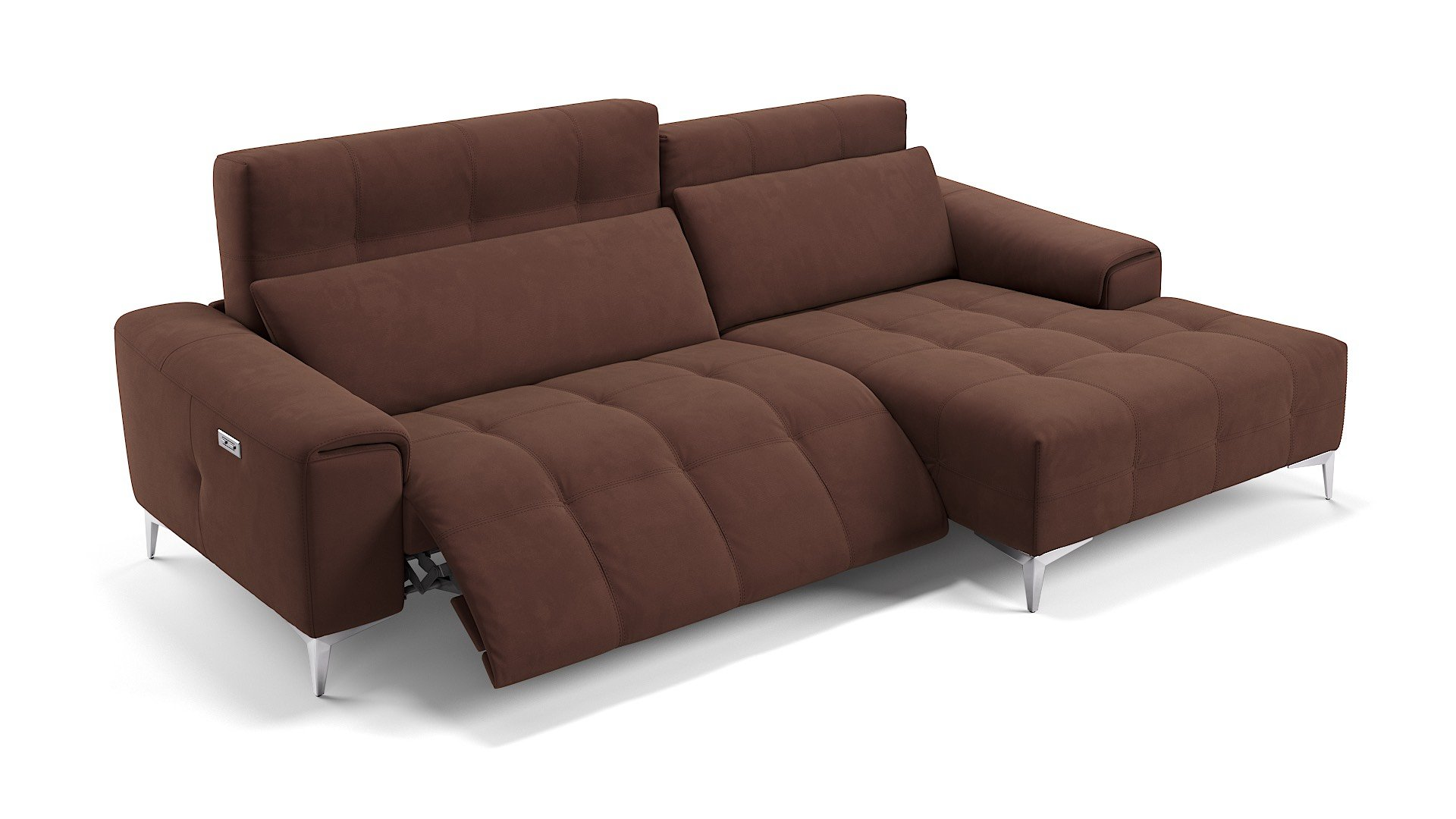 Stoff Ecksofa Mini SALENTO