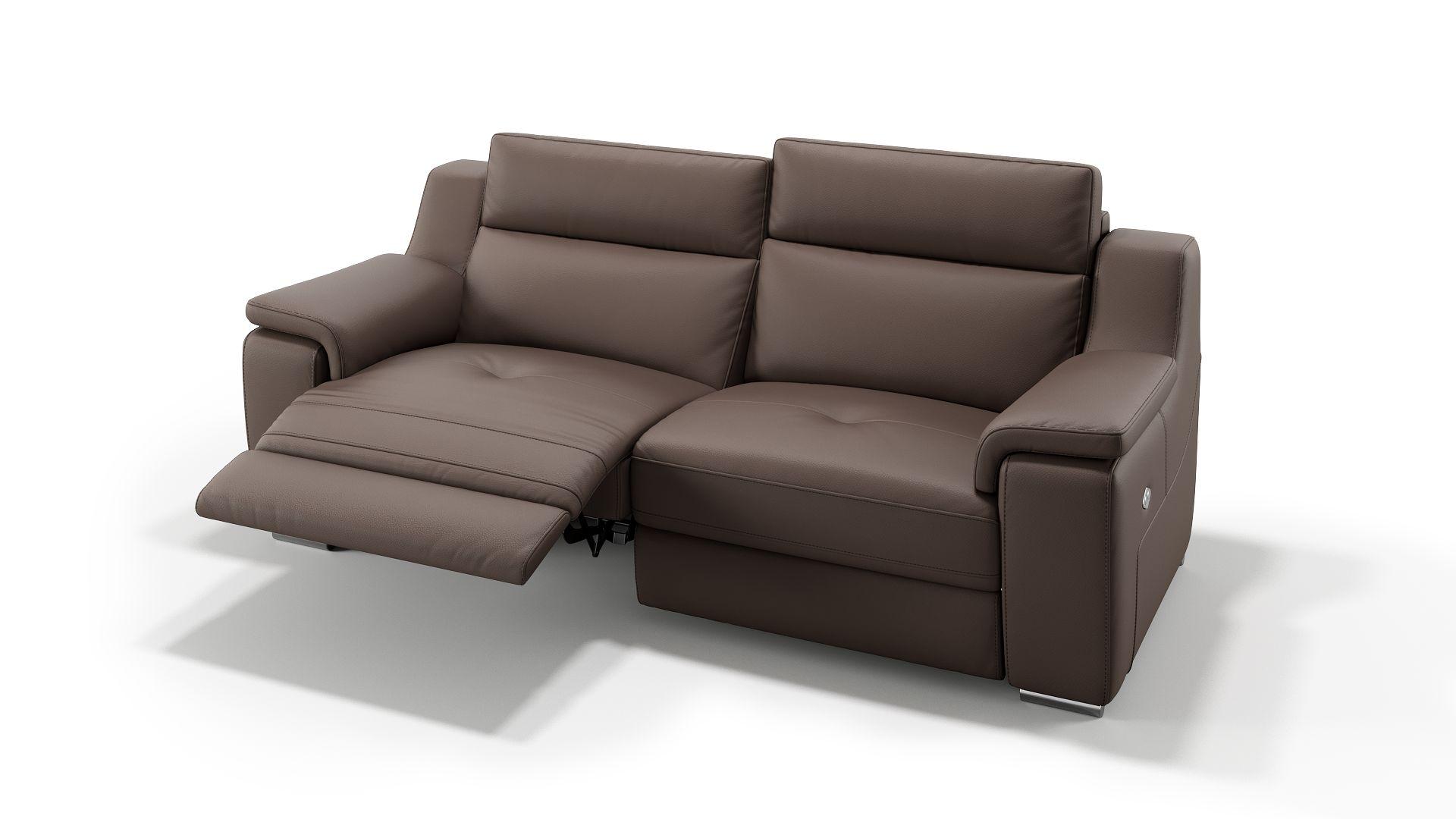 Leder 3-Sitzer Sofa VERNOLE