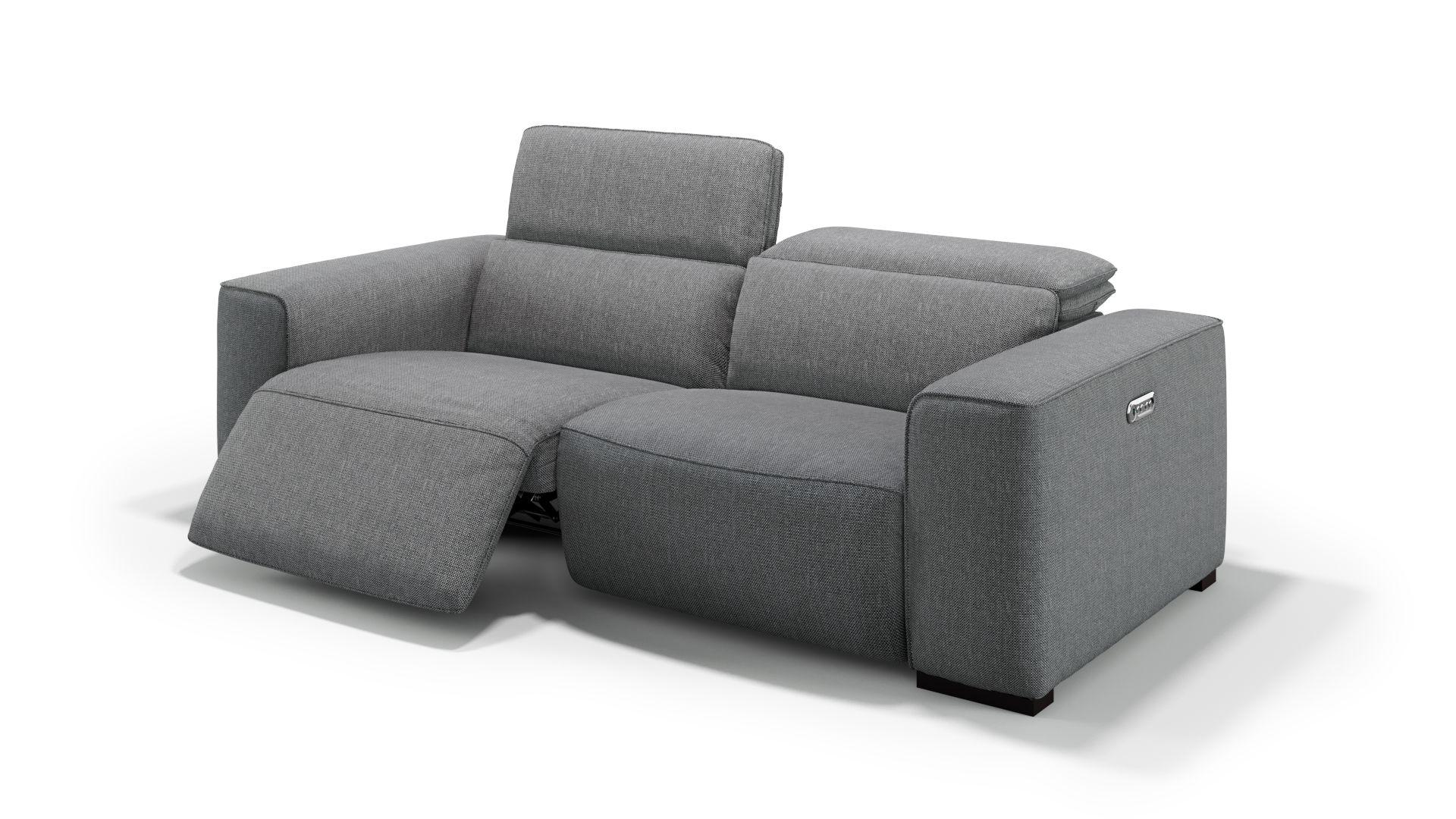 Stoff 3-Sitzer Sofa BINETTO