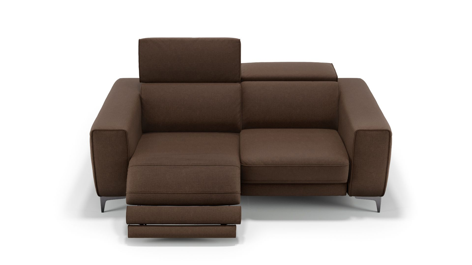 Stoff 2-Sitzer Sofa CUPELLO