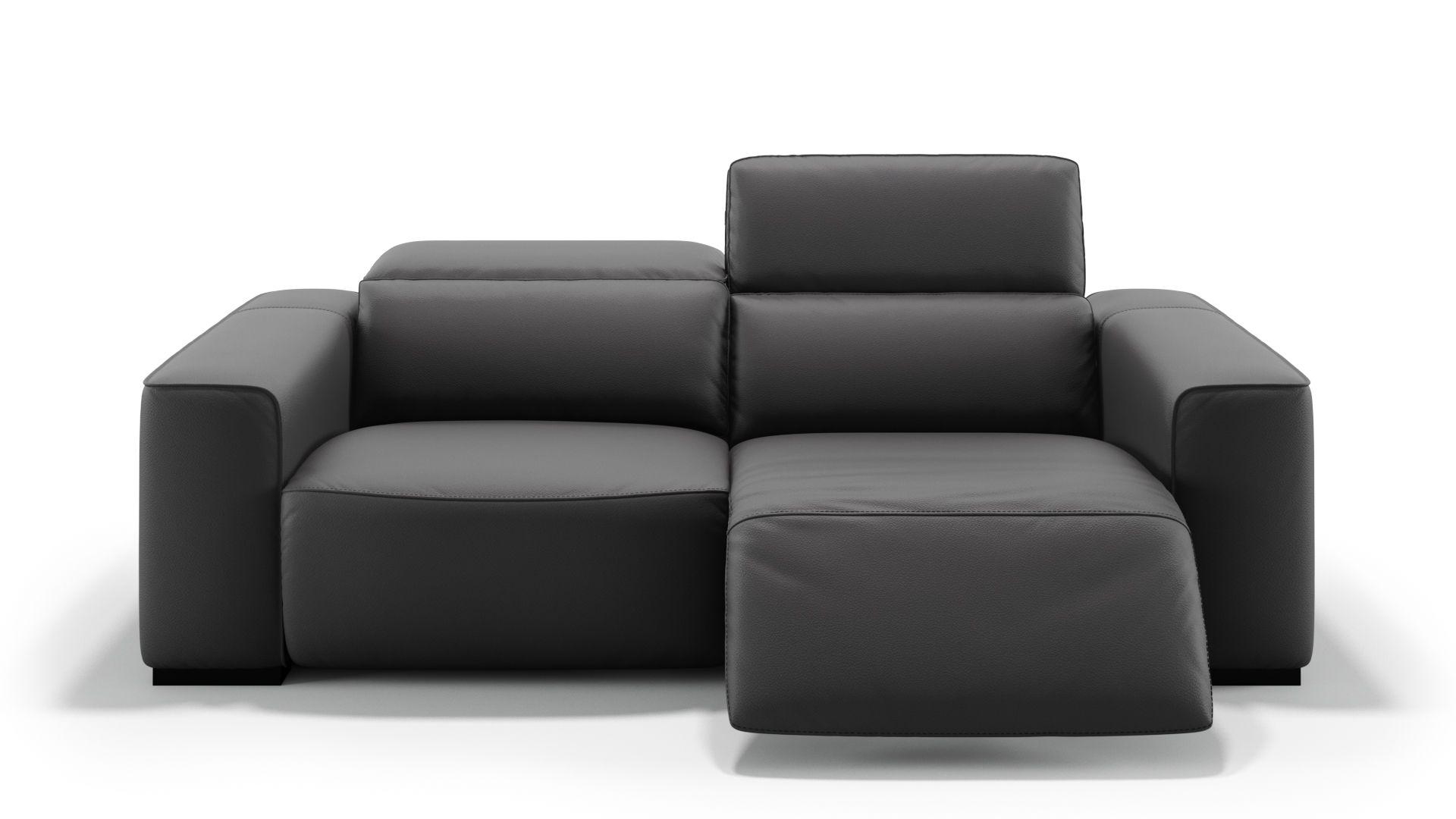 Leder 3-Sitzer BINETTO
