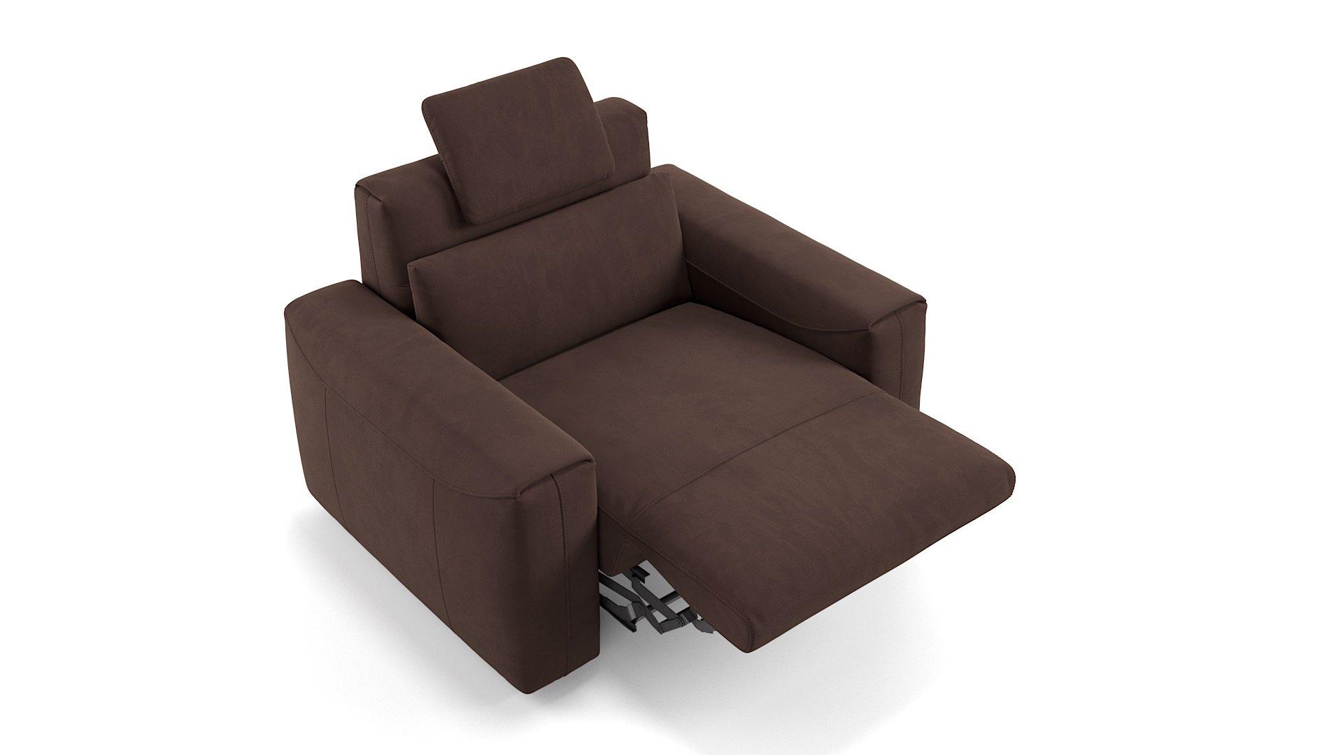 Stoff 1-Sitzer VEGA